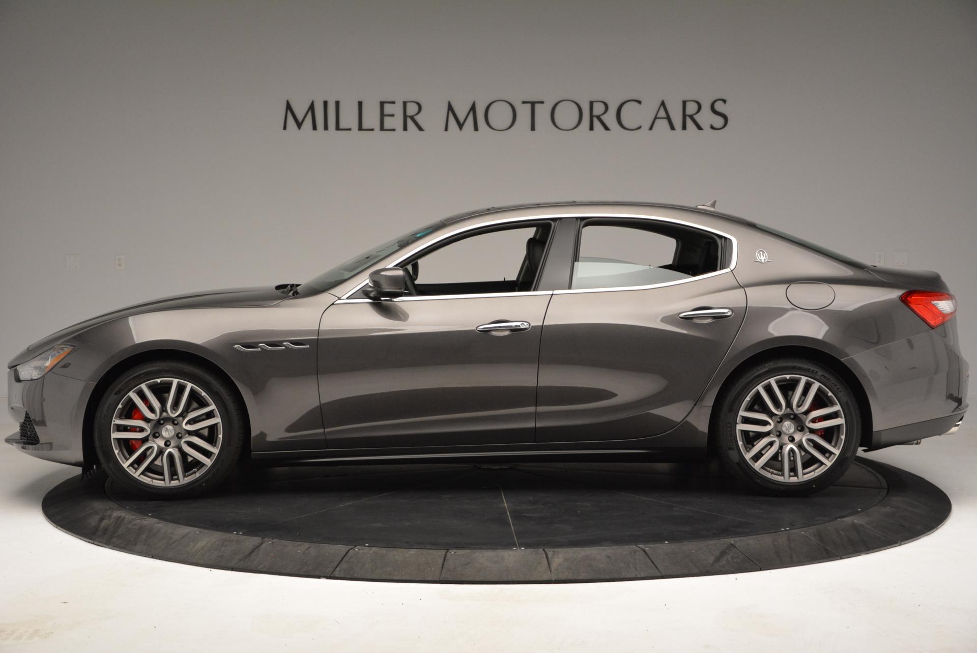 Used 2015 Maserati Ghibli S Q4 For Sale In Greenwich, CT. Alfa Romeo of Greenwich, M1358 119_p3