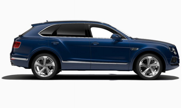 Used 2017 Bentley Bentayga  For Sale In Greenwich, CT. Alfa Romeo of Greenwich, 12504 1195_p3