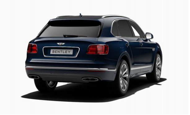 Used 2017 Bentley Bentayga W12 For Sale In Greenwich, CT. Alfa Romeo of Greenwich, 16002 1196_p4