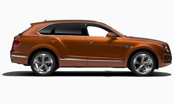 Used 2017 Bentley Bentayga  For Sale In Greenwich, CT. Alfa Romeo of Greenwich, 12499 1197_p3