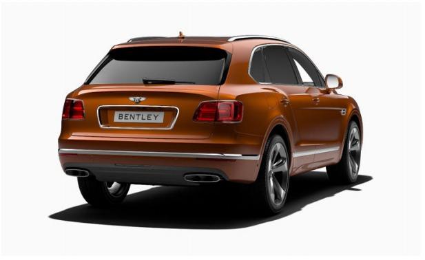Used 2017 Bentley Bentayga  For Sale In Greenwich, CT. Alfa Romeo of Greenwich, 12499 1197_p4