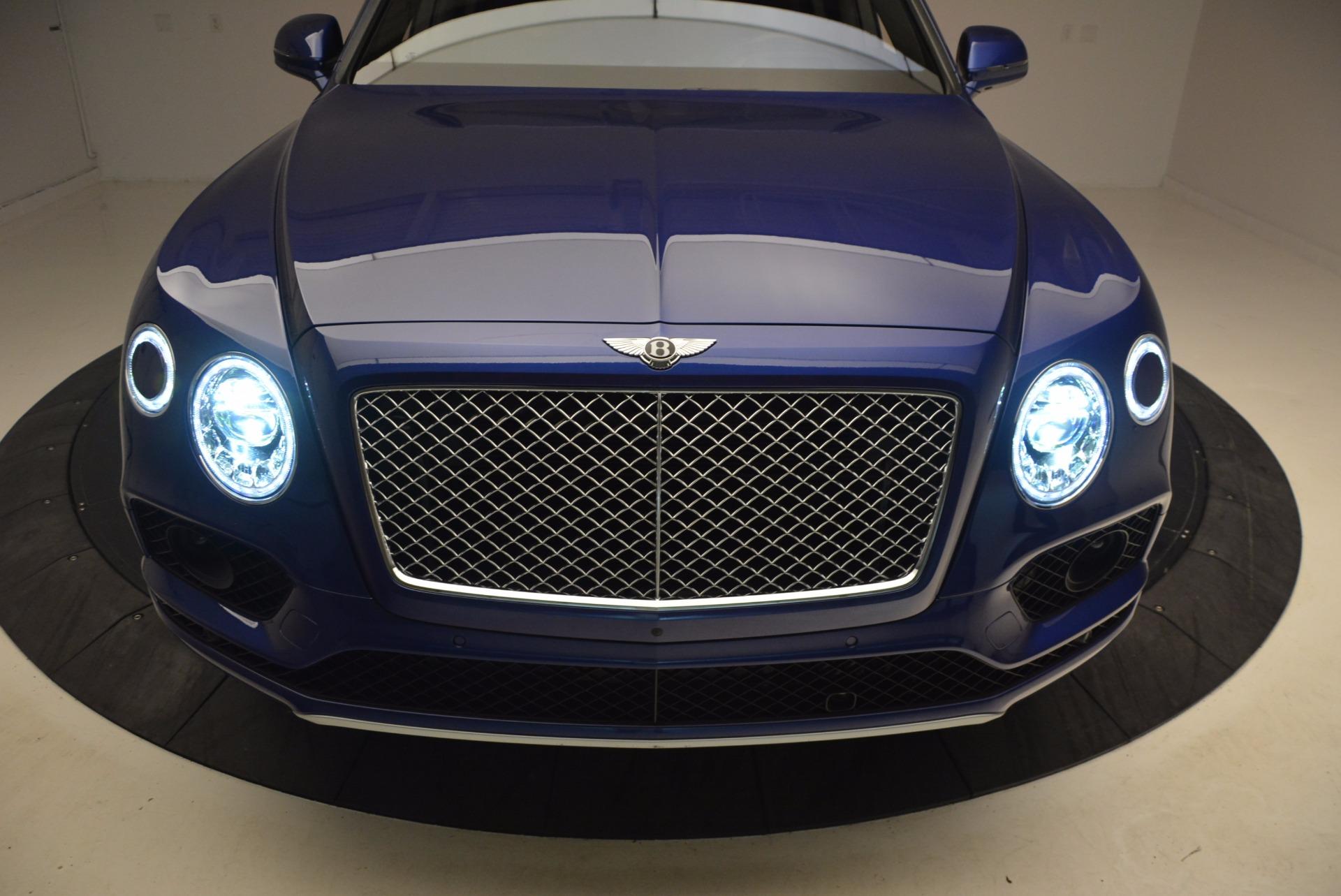 New 2017 Bentley Bentayga  For Sale In Greenwich, CT. Alfa Romeo of Greenwich, B1293 1198_p17