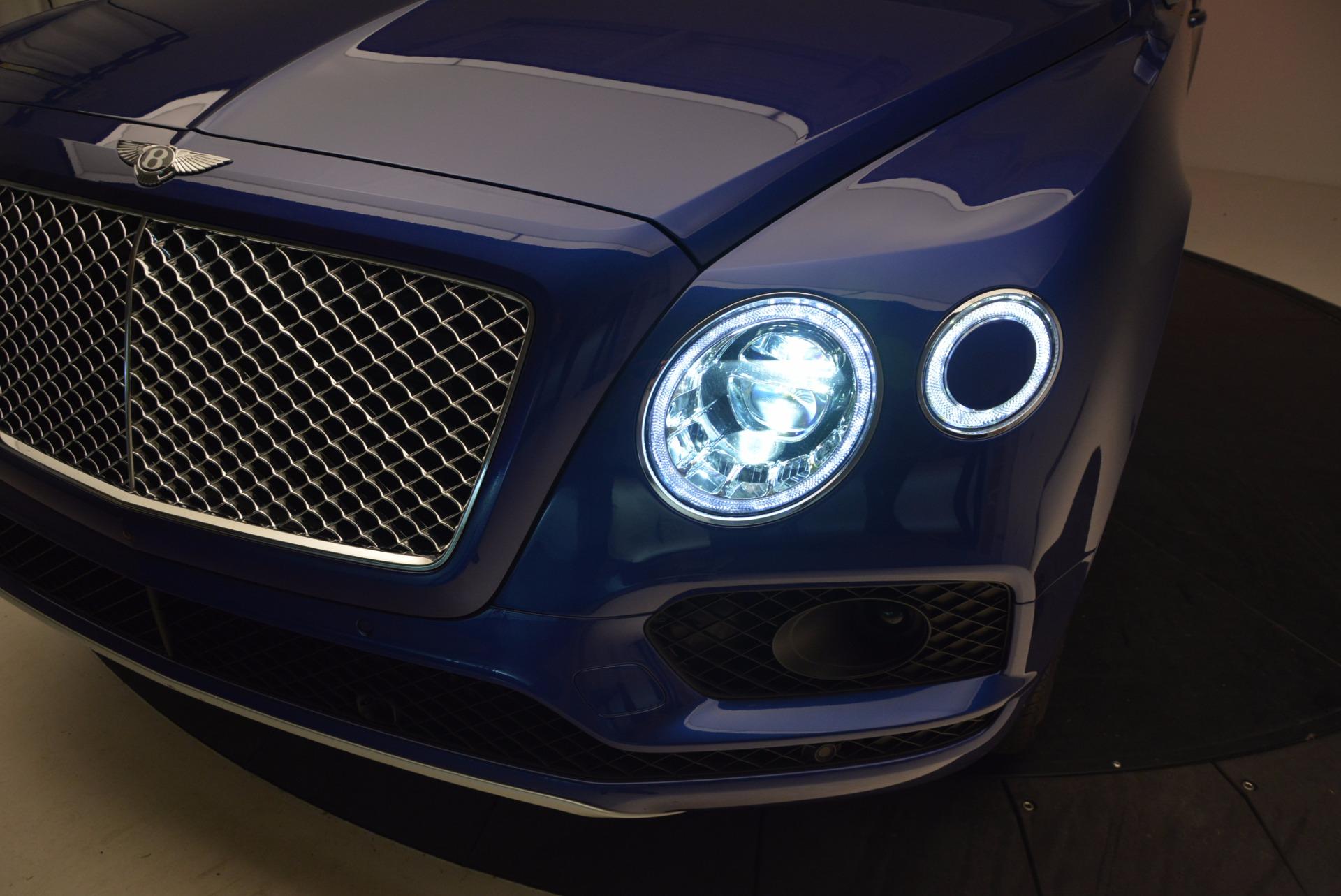New 2017 Bentley Bentayga  For Sale In Greenwich, CT. Alfa Romeo of Greenwich, B1293 1198_p18