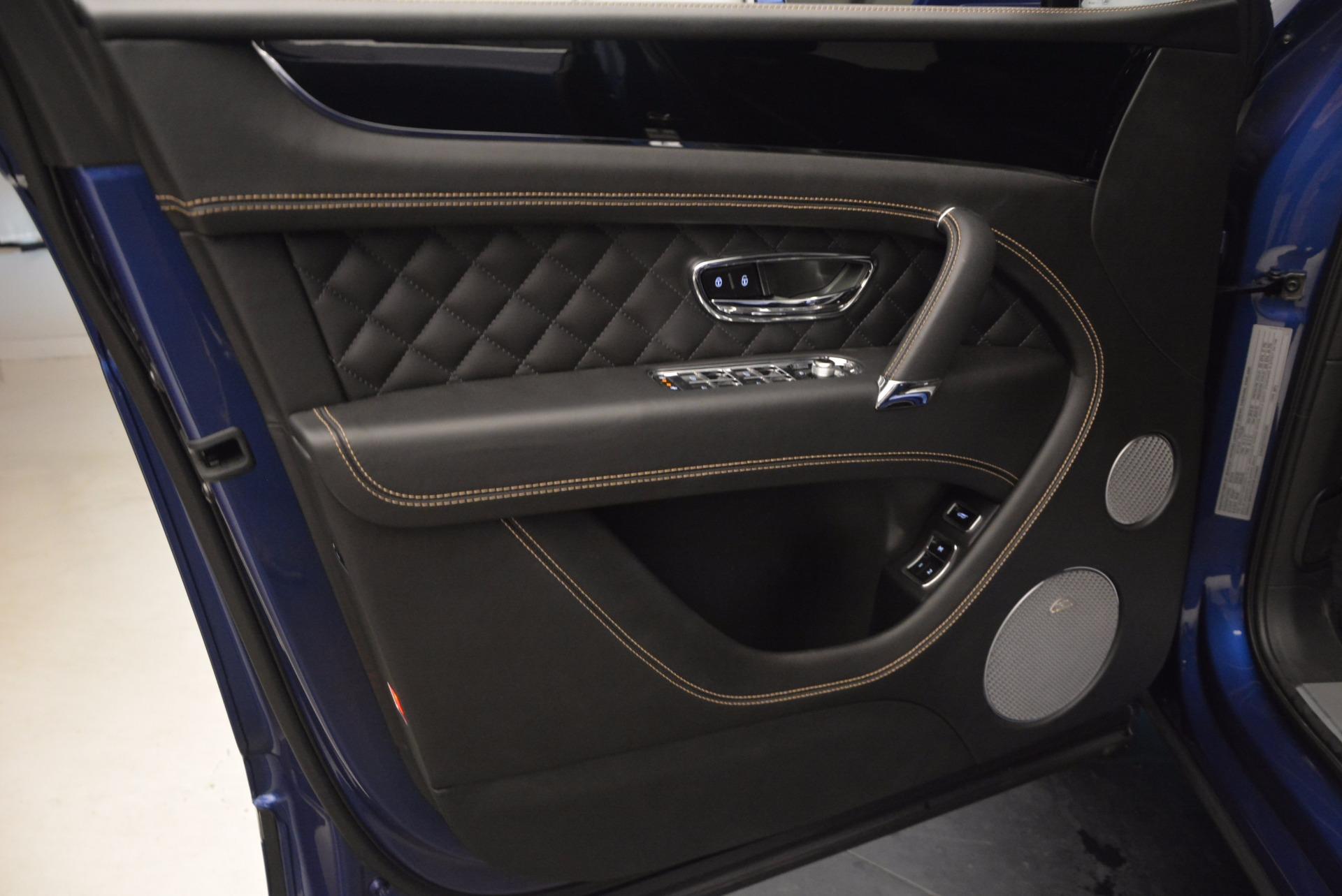 New 2017 Bentley Bentayga  For Sale In Greenwich, CT. Alfa Romeo of Greenwich, B1293 1198_p22