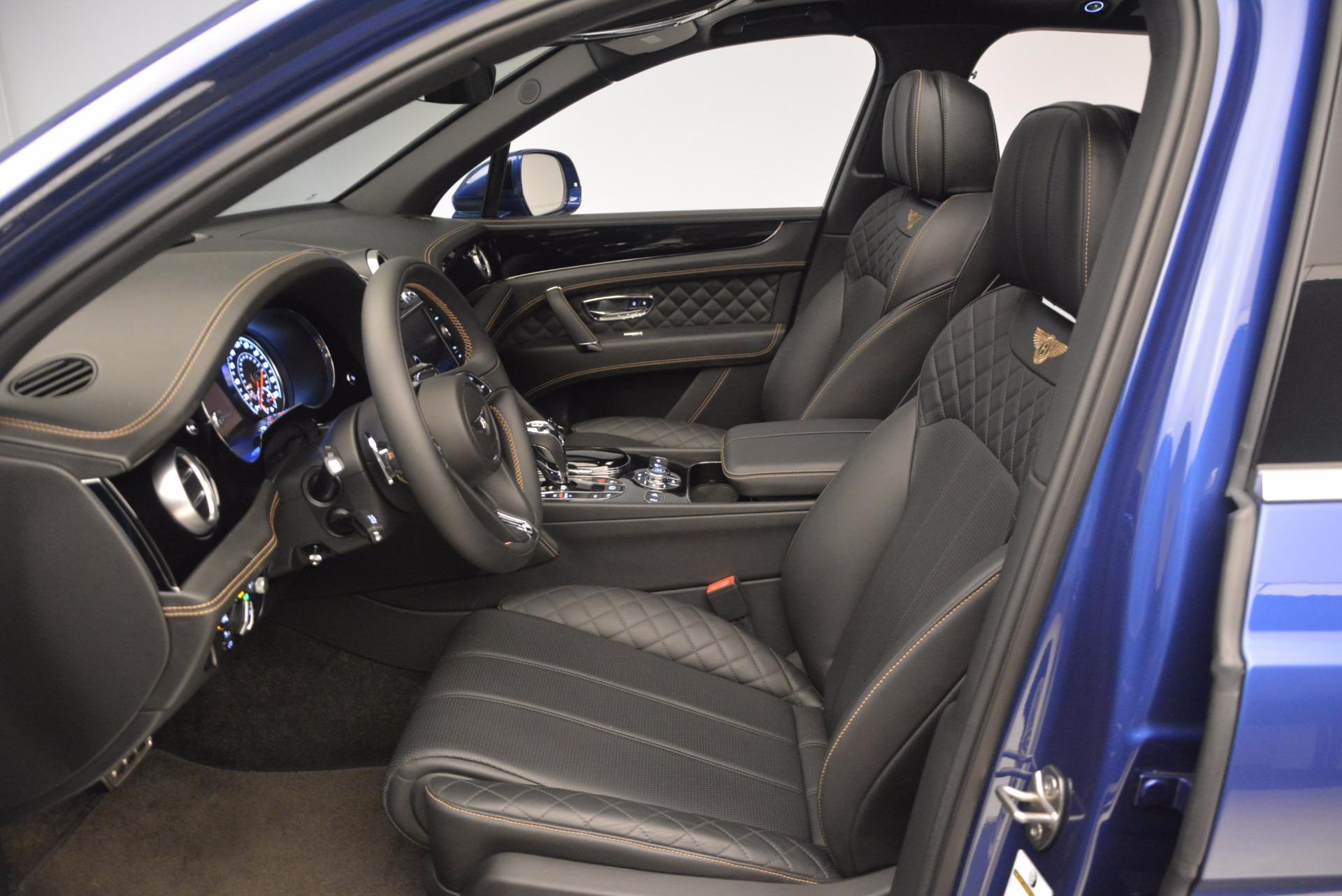 New 2017 Bentley Bentayga  For Sale In Greenwich, CT. Alfa Romeo of Greenwich, B1293 1198_p25