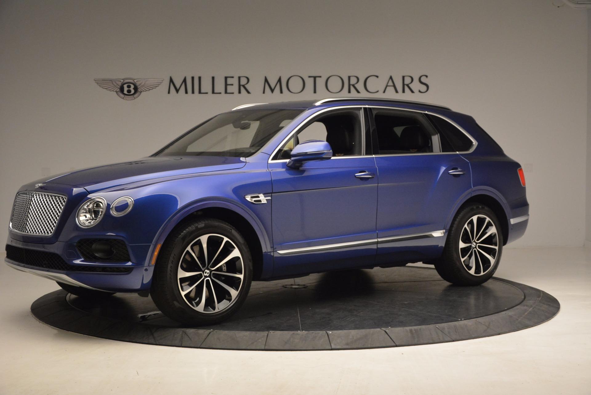New 2017 Bentley Bentayga  For Sale In Greenwich, CT. Alfa Romeo of Greenwich, B1293 1198_p2