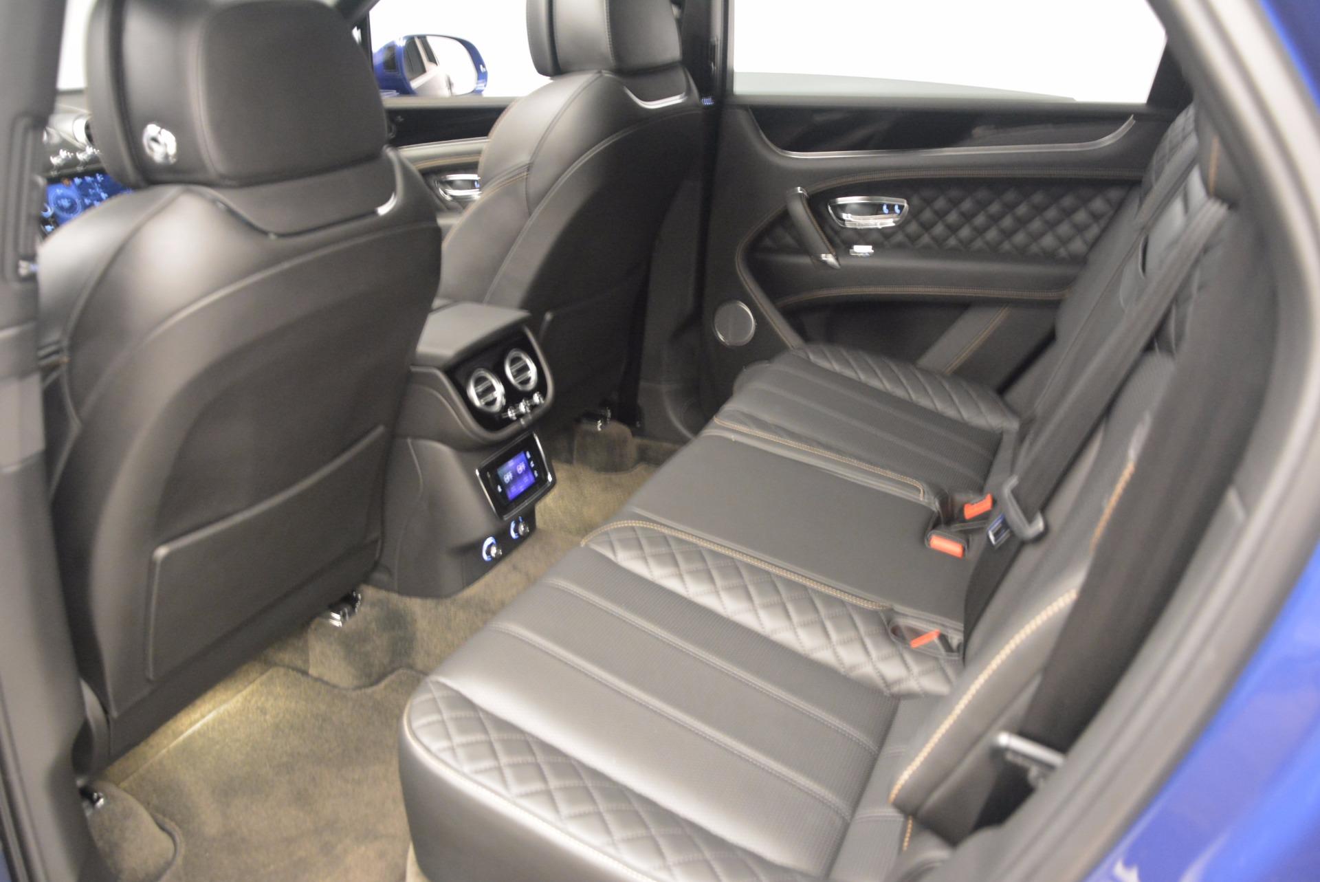 New 2017 Bentley Bentayga  For Sale In Greenwich, CT. Alfa Romeo of Greenwich, B1293 1198_p30