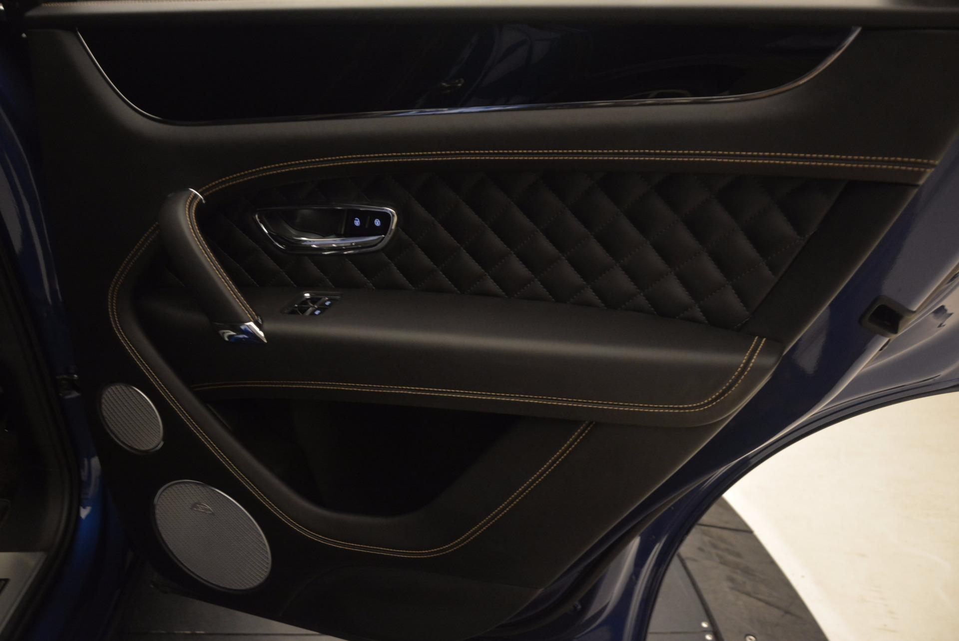 New 2017 Bentley Bentayga  For Sale In Greenwich, CT. Alfa Romeo of Greenwich, B1293 1198_p34