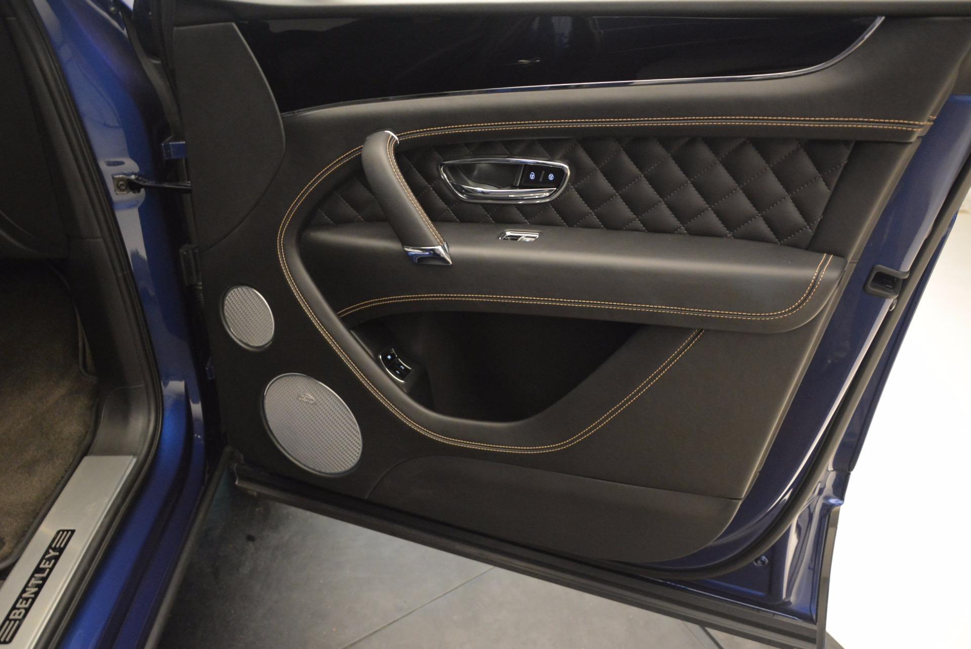 New 2017 Bentley Bentayga  For Sale In Greenwich, CT. Alfa Romeo of Greenwich, B1293 1198_p37