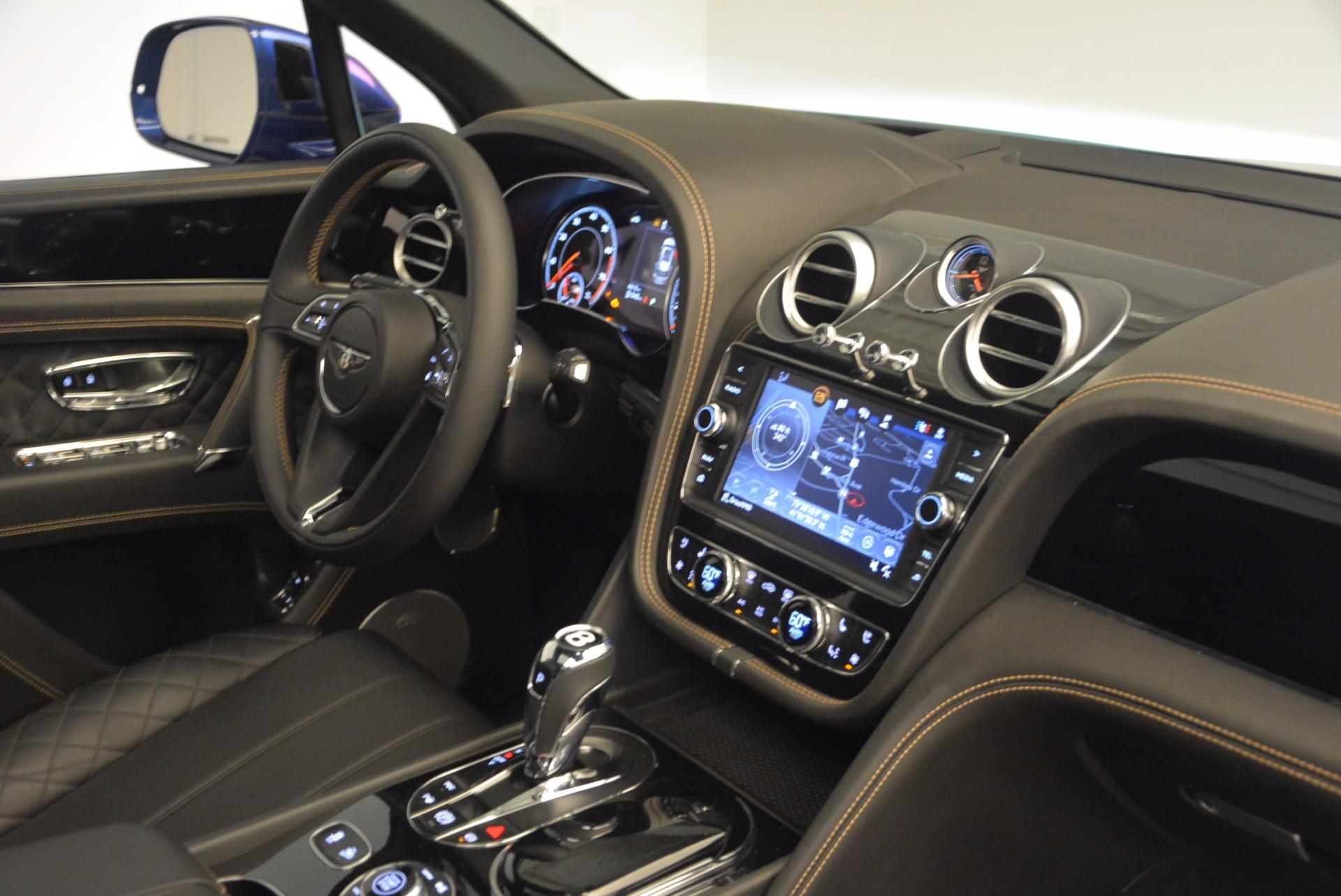 New 2017 Bentley Bentayga  For Sale In Greenwich, CT. Alfa Romeo of Greenwich, B1293 1198_p41