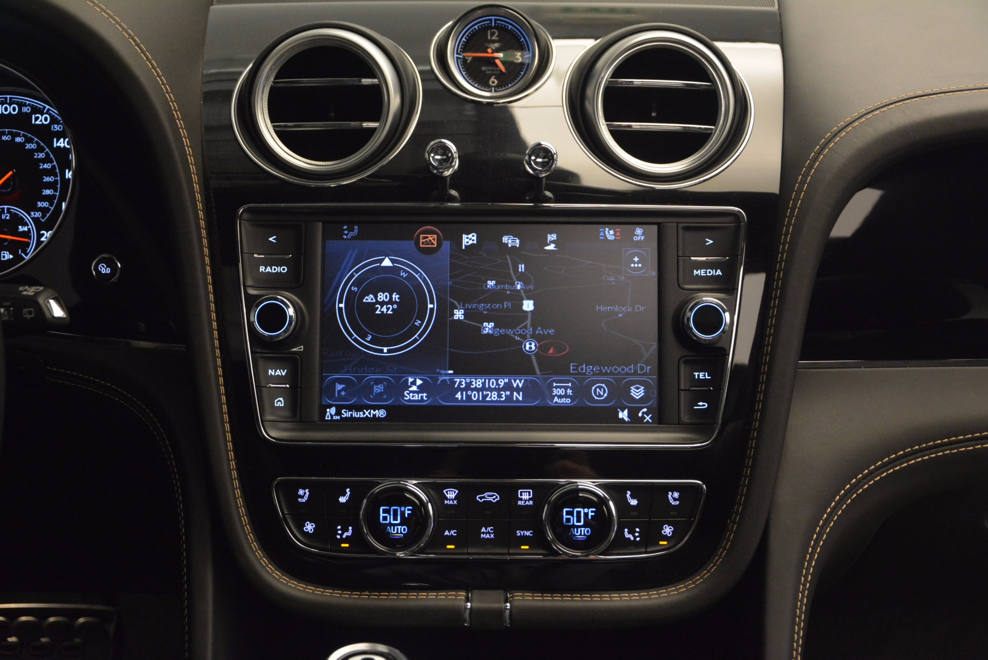 New 2017 Bentley Bentayga  For Sale In Greenwich, CT. Alfa Romeo of Greenwich, B1293 1198_p45