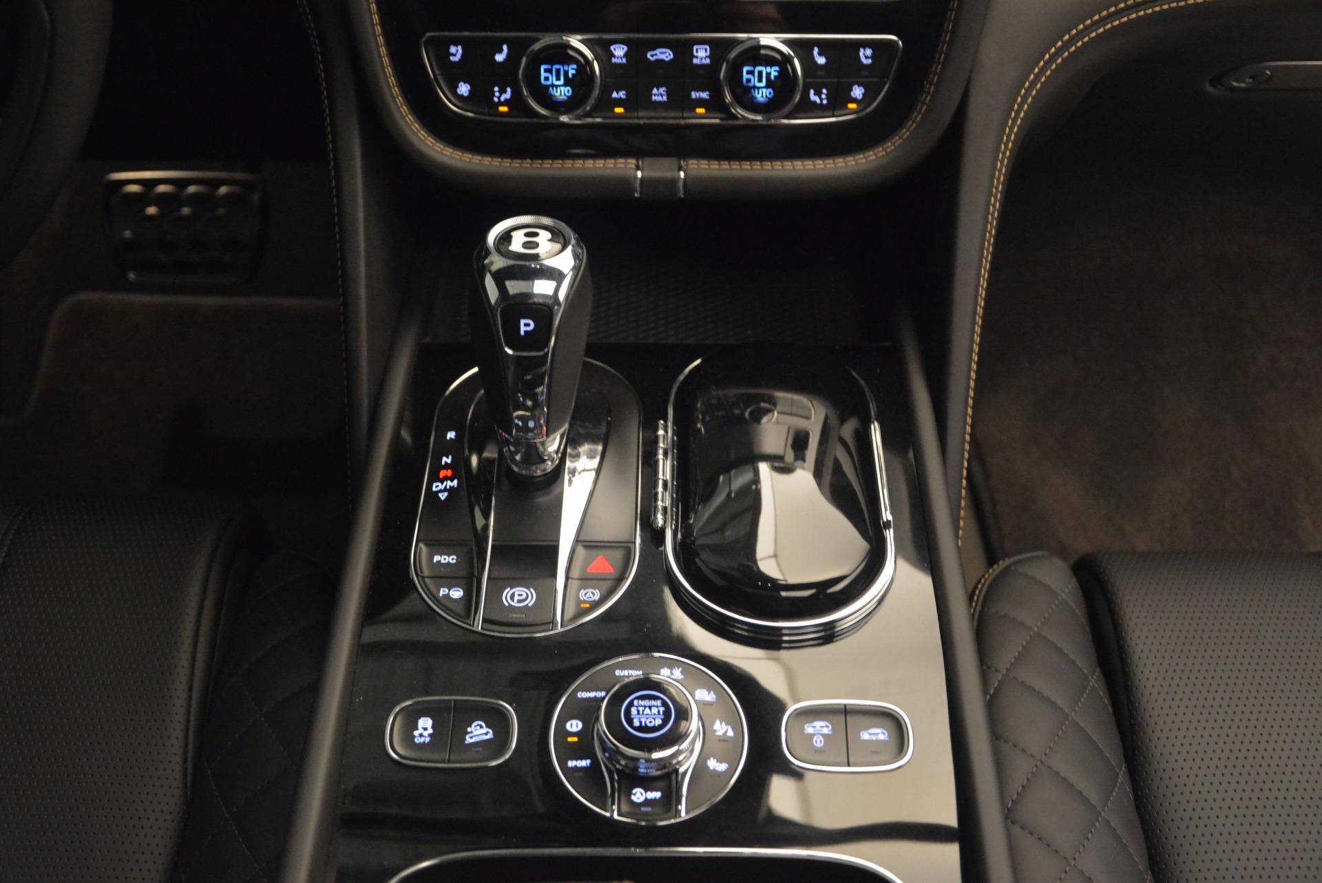 New 2017 Bentley Bentayga  For Sale In Greenwich, CT. Alfa Romeo of Greenwich, B1293 1198_p46