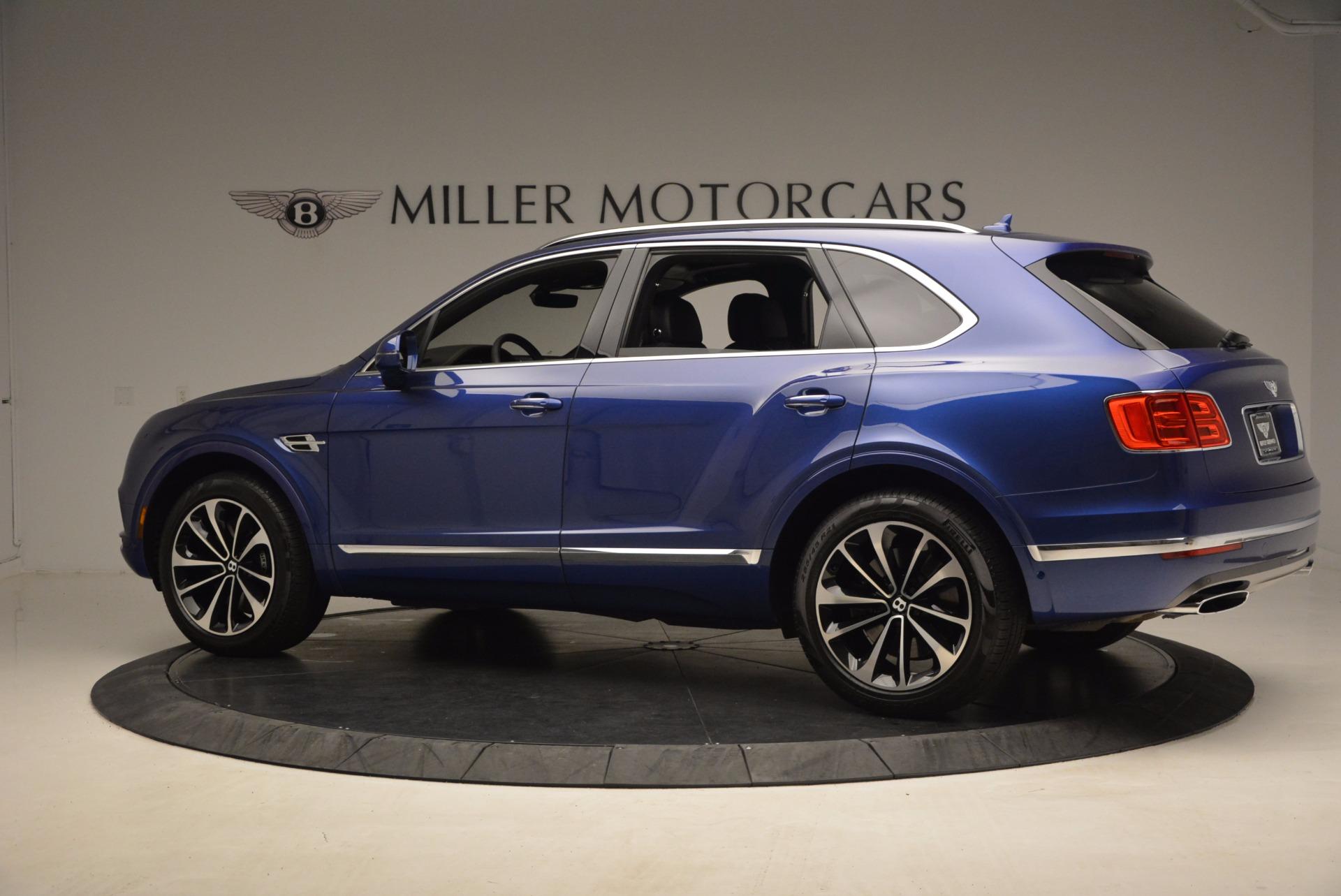New 2017 Bentley Bentayga  For Sale In Greenwich, CT. Alfa Romeo of Greenwich, B1293 1198_p4