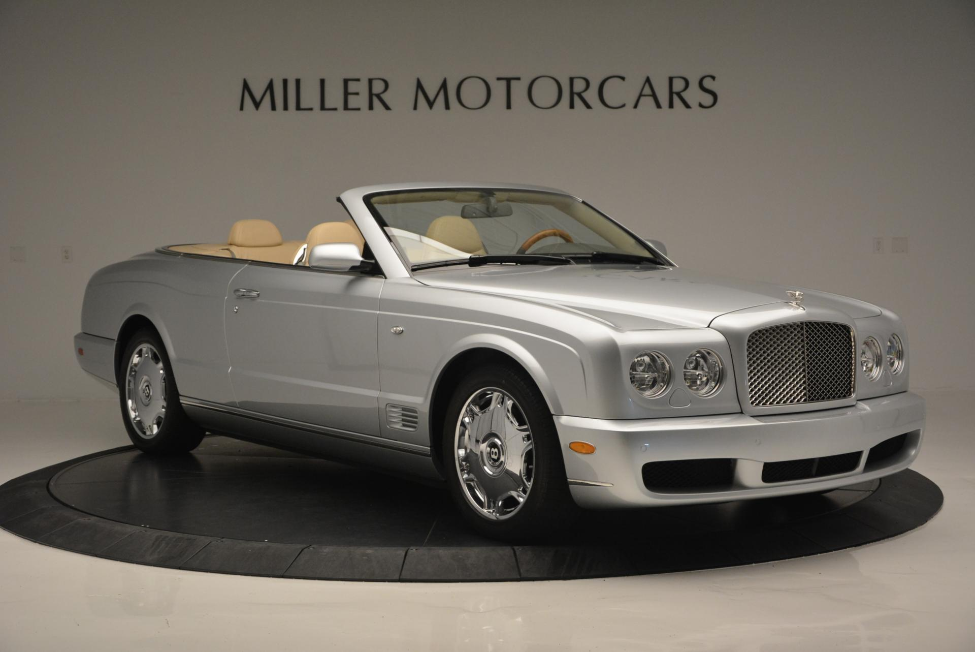 Used 2008 Bentley Azure  For Sale In Greenwich, CT. Alfa Romeo of Greenwich, 7338 12_p12