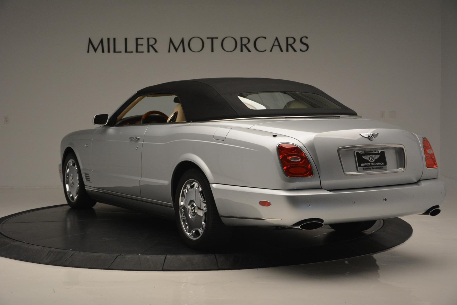 Used 2008 Bentley Azure  For Sale In Greenwich, CT. Alfa Romeo of Greenwich, 7338 12_p21