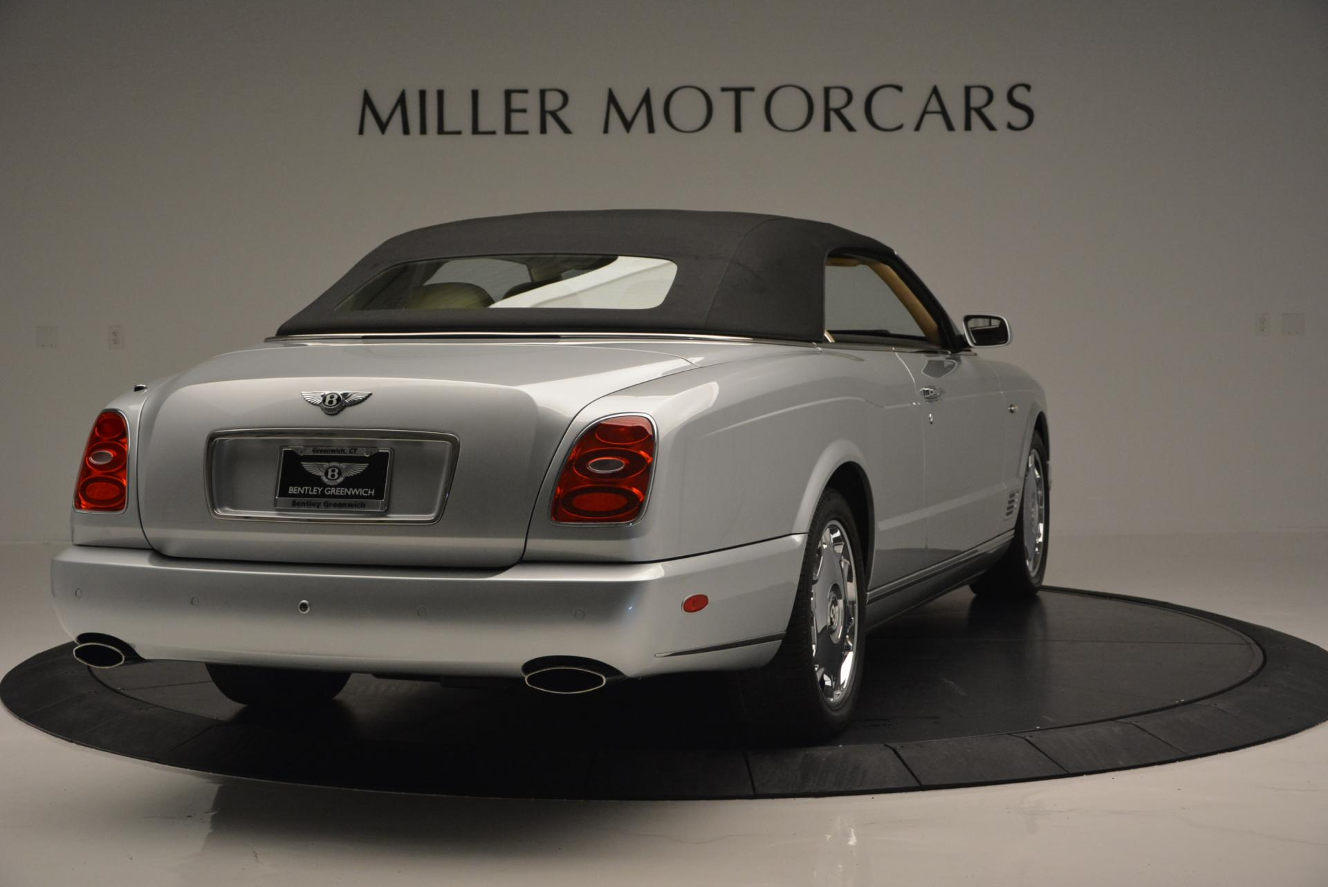Used 2008 Bentley Azure  For Sale In Greenwich, CT. Alfa Romeo of Greenwich, 7338 12_p23