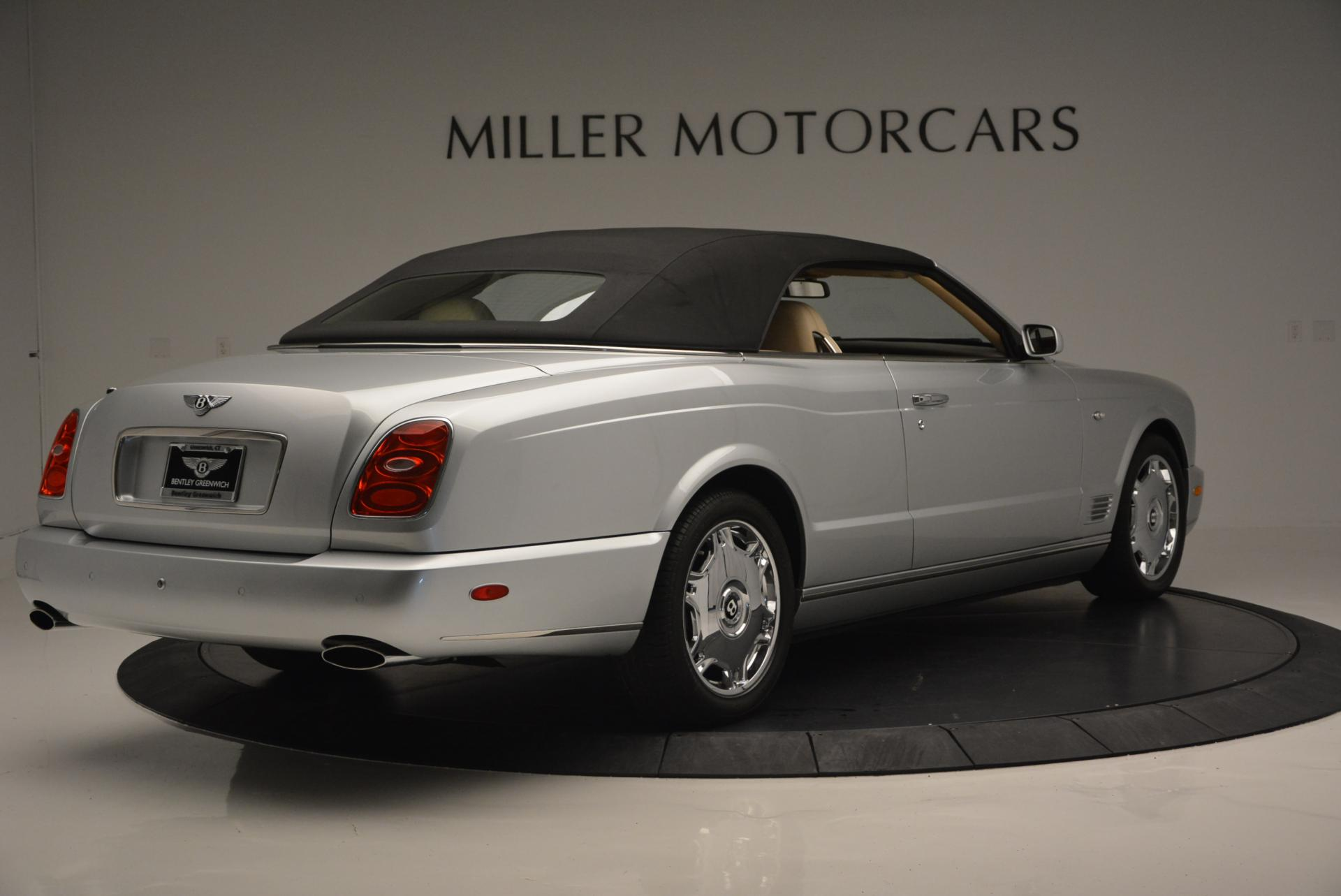 Used 2008 Bentley Azure  For Sale In Greenwich, CT. Alfa Romeo of Greenwich, 7338 12_p24