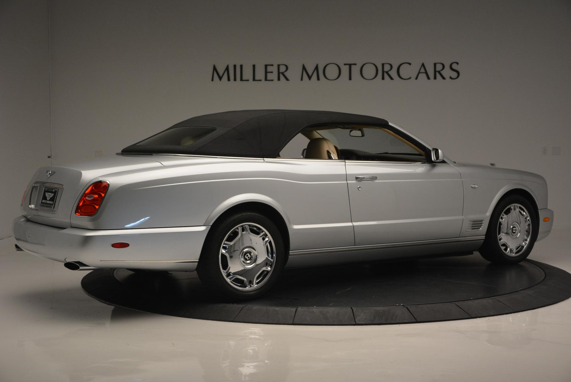 Used 2008 Bentley Azure  For Sale In Greenwich, CT. Alfa Romeo of Greenwich, 7338 12_p25