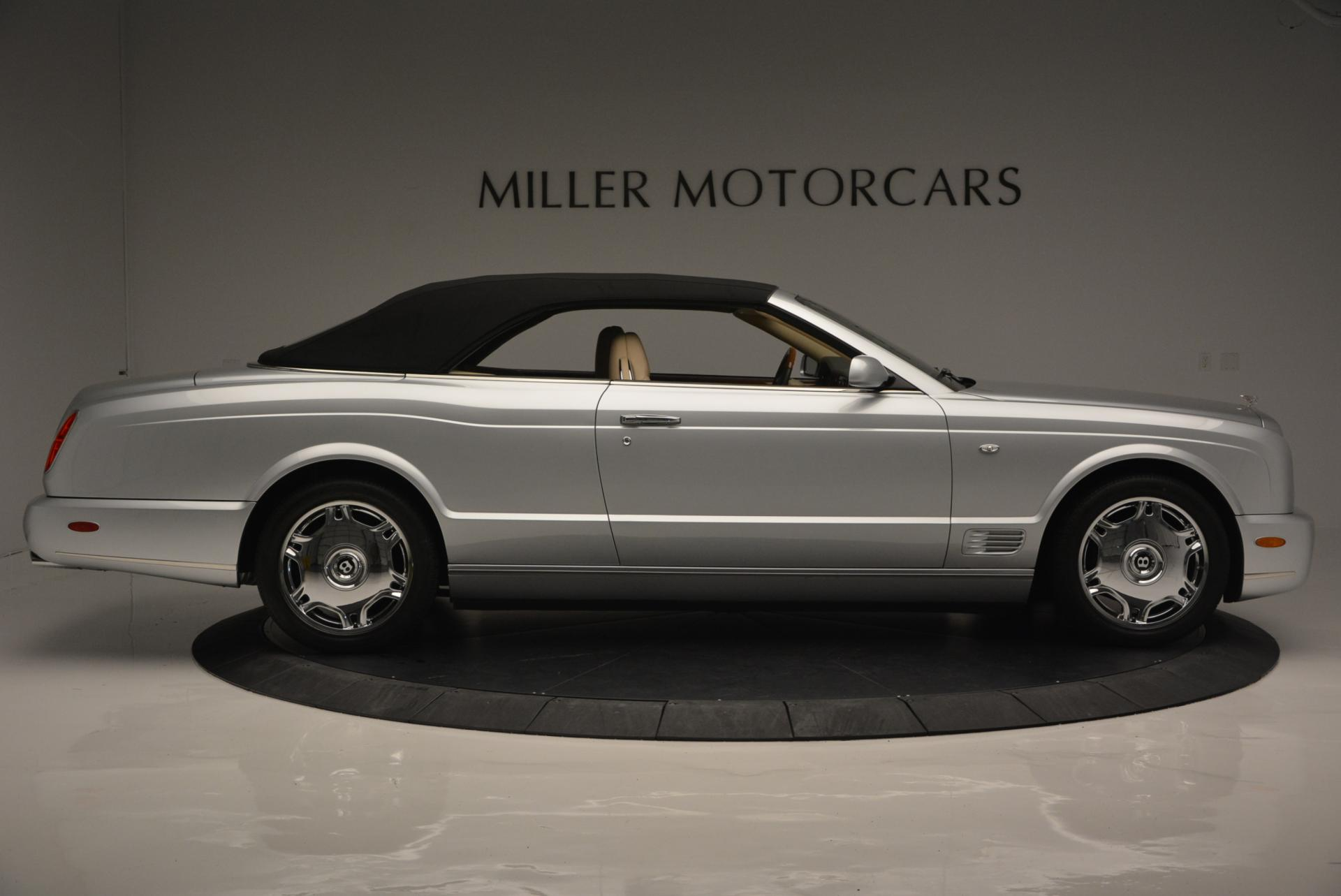 Used 2008 Bentley Azure  For Sale In Greenwich, CT. Alfa Romeo of Greenwich, 7338 12_p26