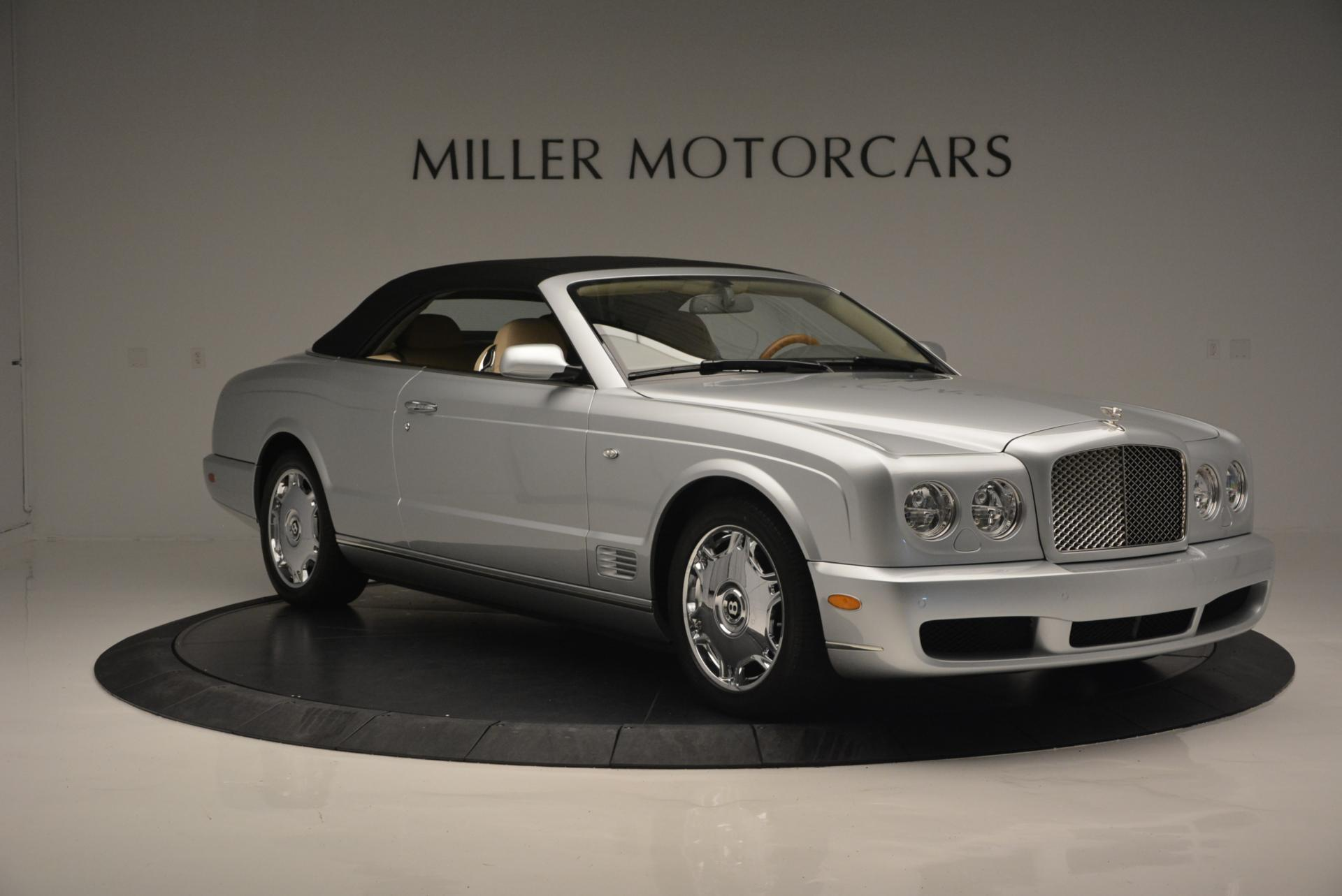 Used 2008 Bentley Azure  For Sale In Greenwich, CT. Alfa Romeo of Greenwich, 7338 12_p28