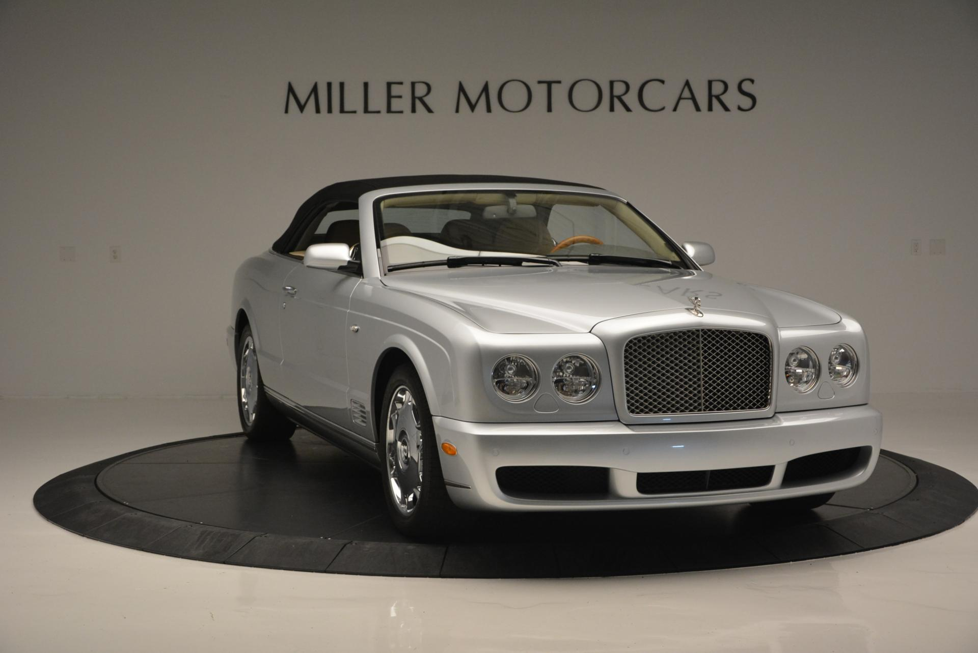 Used 2008 Bentley Azure  For Sale In Greenwich, CT. Alfa Romeo of Greenwich, 7338 12_p29