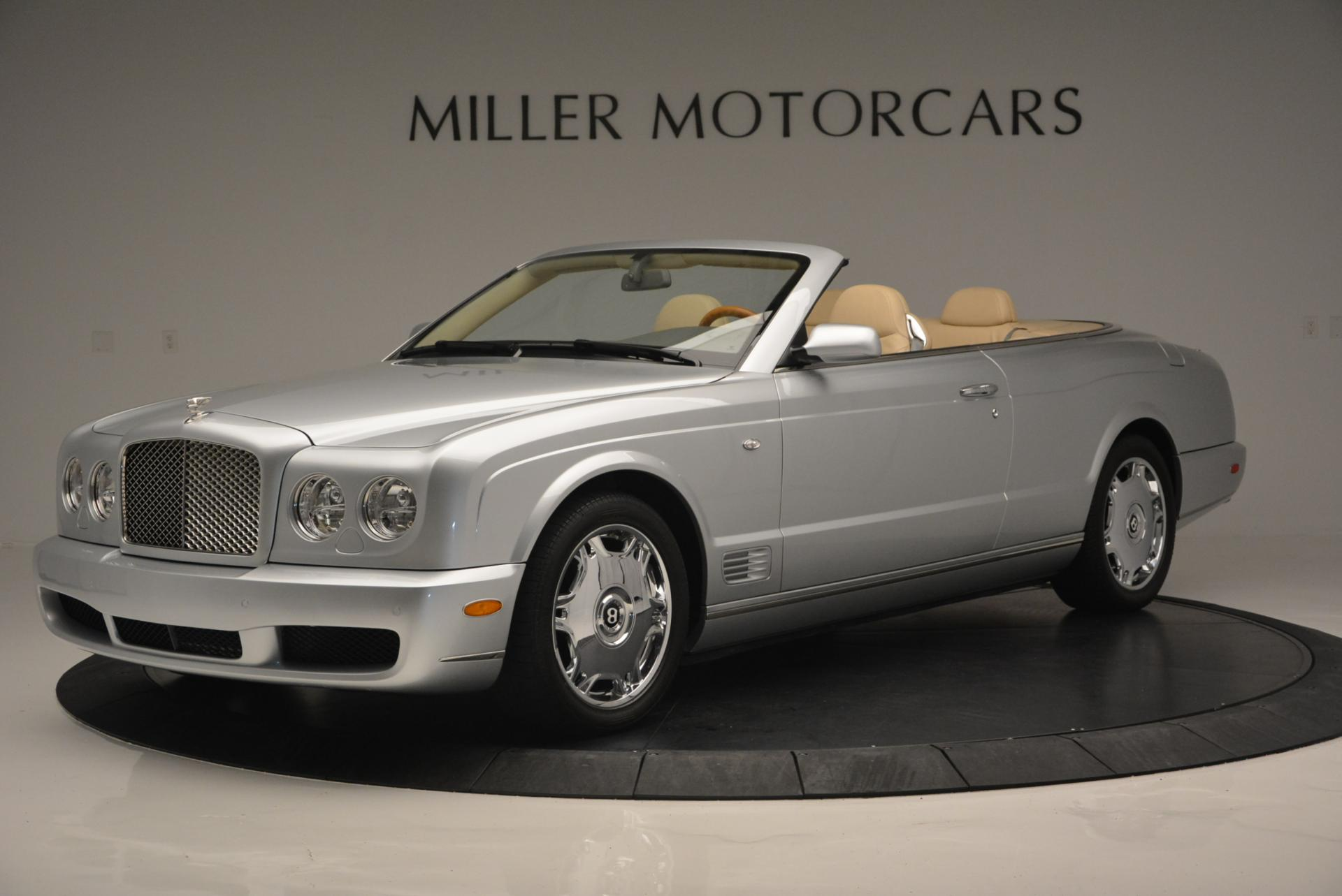 Used 2008 Bentley Azure  For Sale In Greenwich, CT. Alfa Romeo of Greenwich, 7338 12_p2
