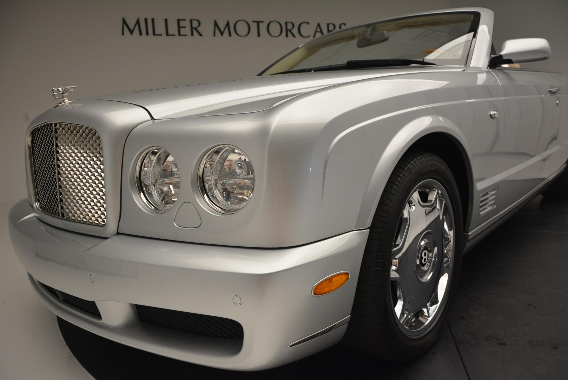Used 2008 Bentley Azure  For Sale In Greenwich, CT. Alfa Romeo of Greenwich, 7338 12_p33