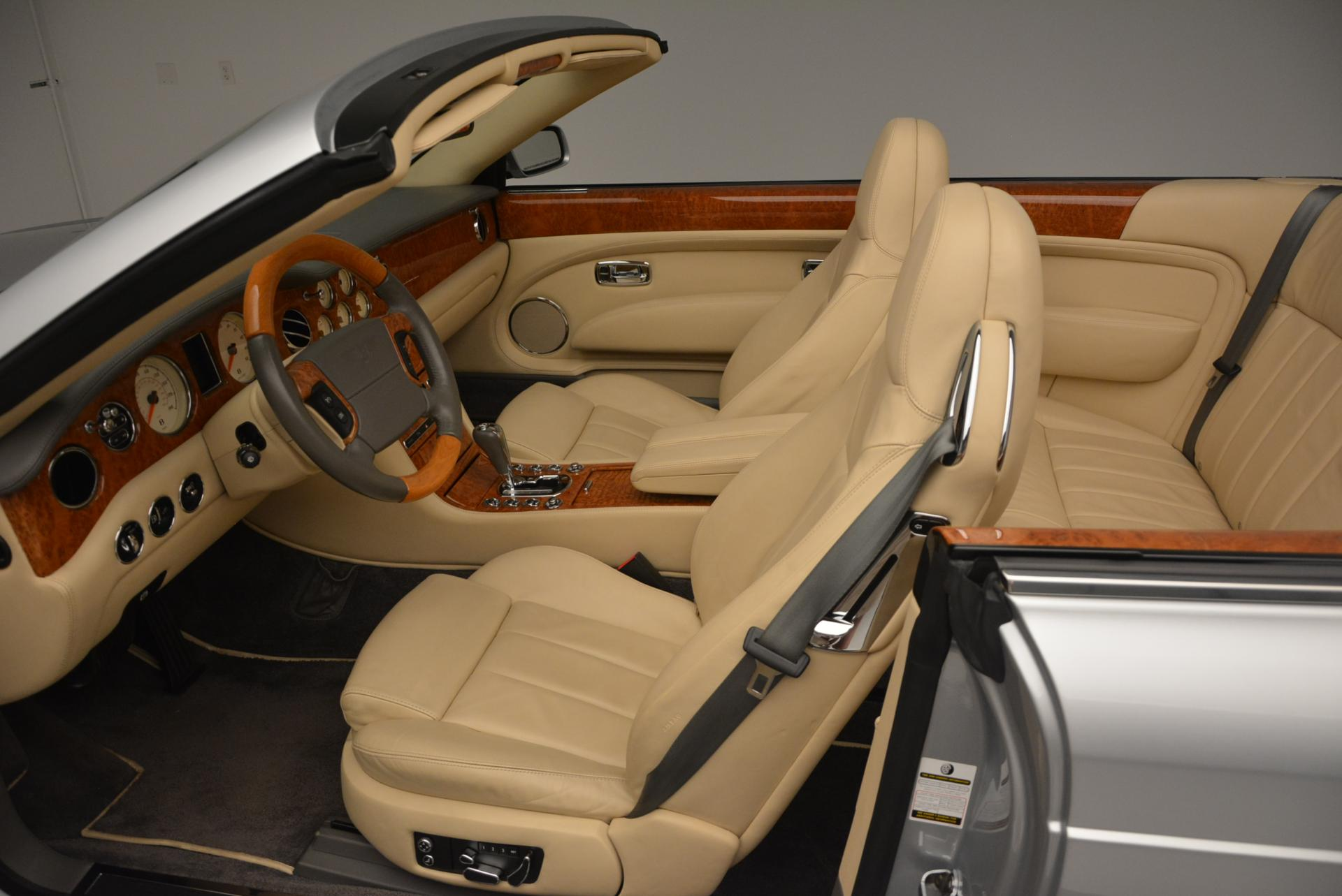 Used 2008 Bentley Azure  For Sale In Greenwich, CT. Alfa Romeo of Greenwich, 7338 12_p37