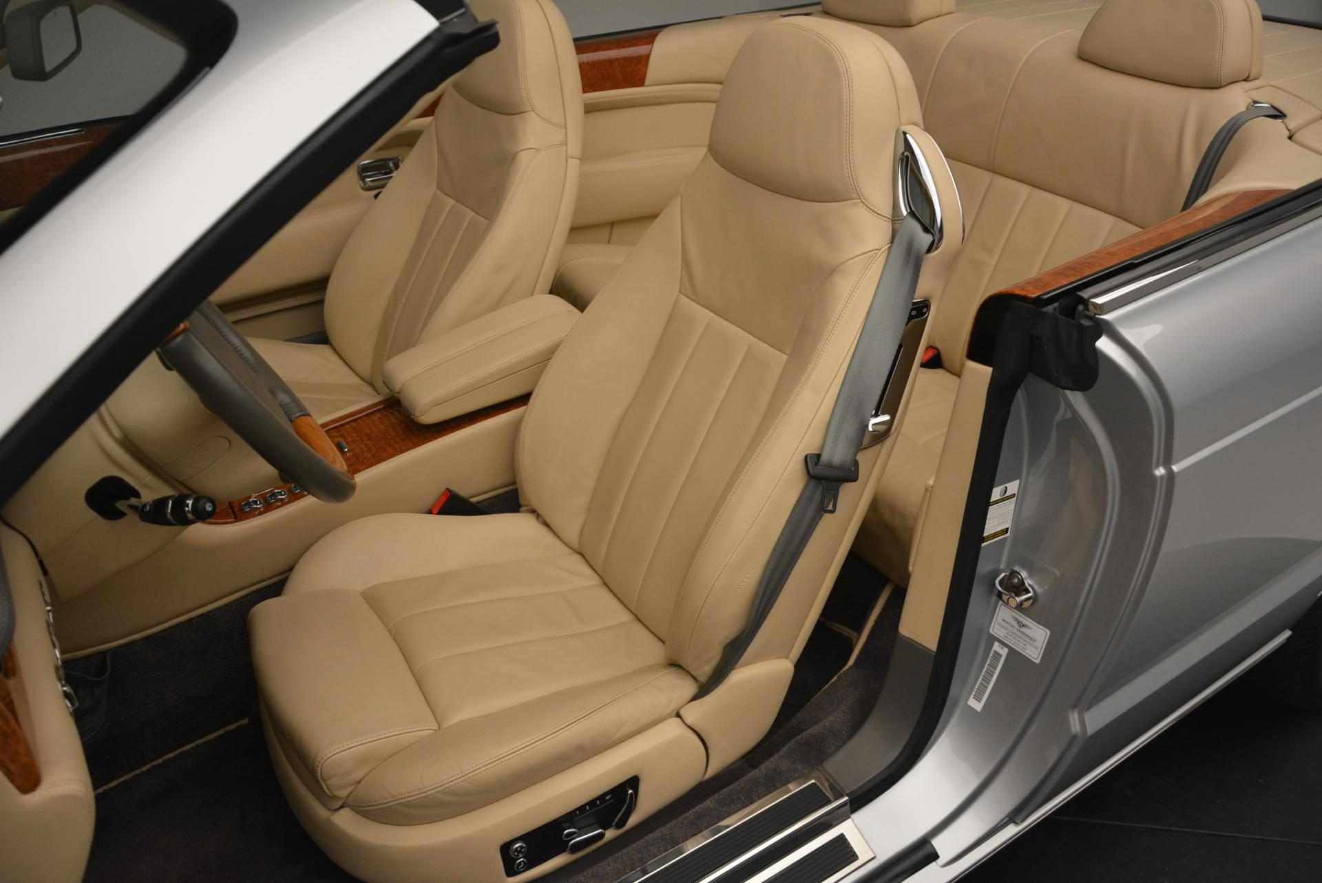 Used 2008 Bentley Azure  For Sale In Greenwich, CT. Alfa Romeo of Greenwich, 7338 12_p38
