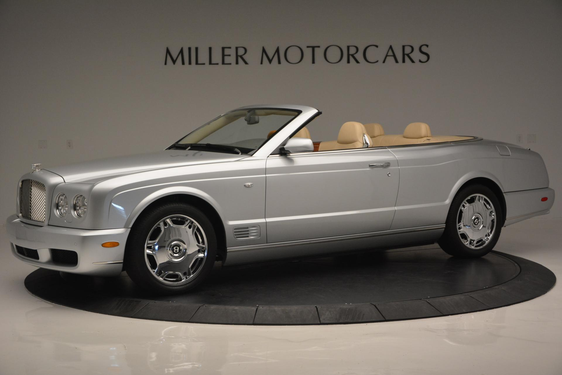 Used 2008 Bentley Azure  For Sale In Greenwich, CT. Alfa Romeo of Greenwich, 7338 12_p3