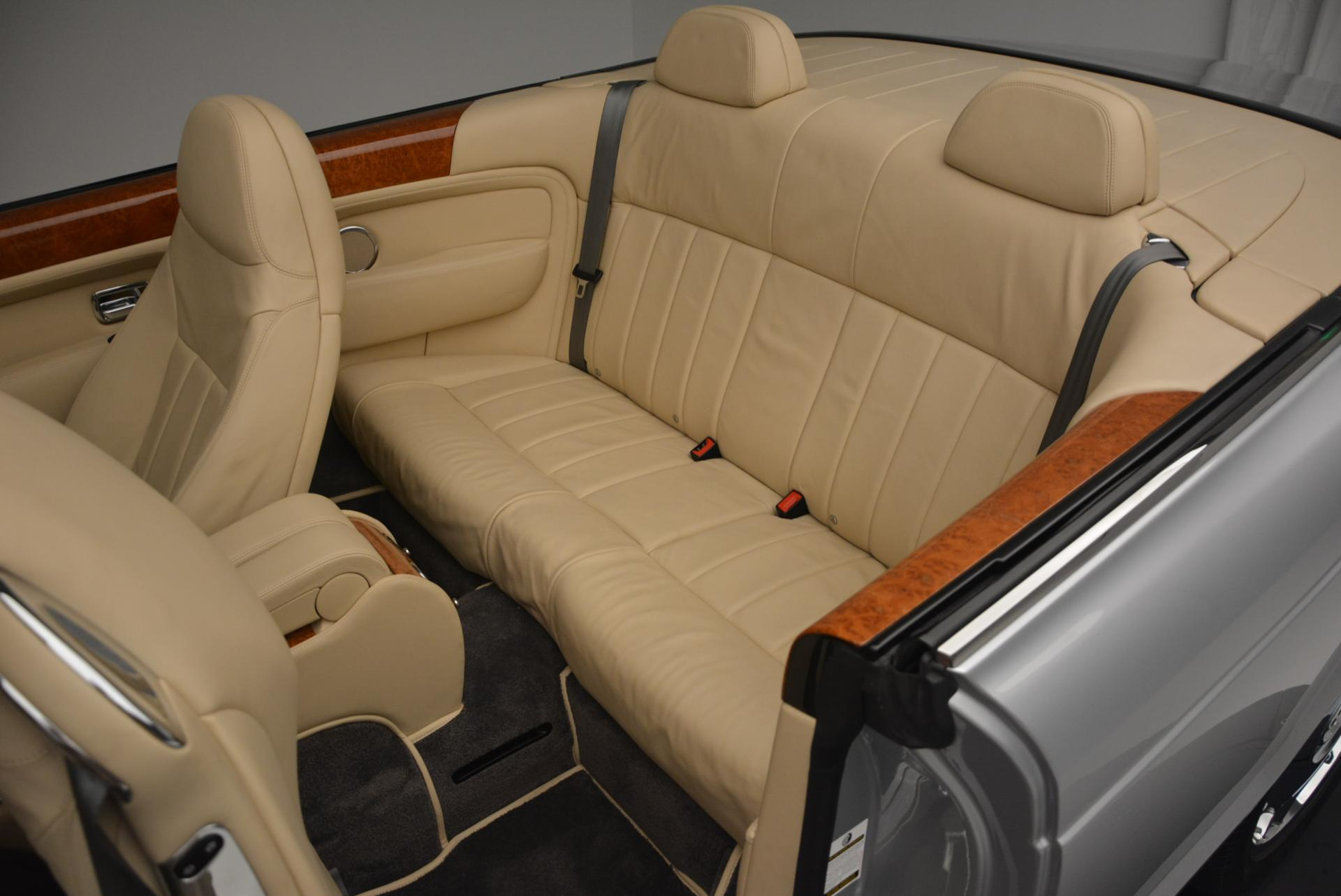 Used 2008 Bentley Azure  For Sale In Greenwich, CT. Alfa Romeo of Greenwich, 7338 12_p40