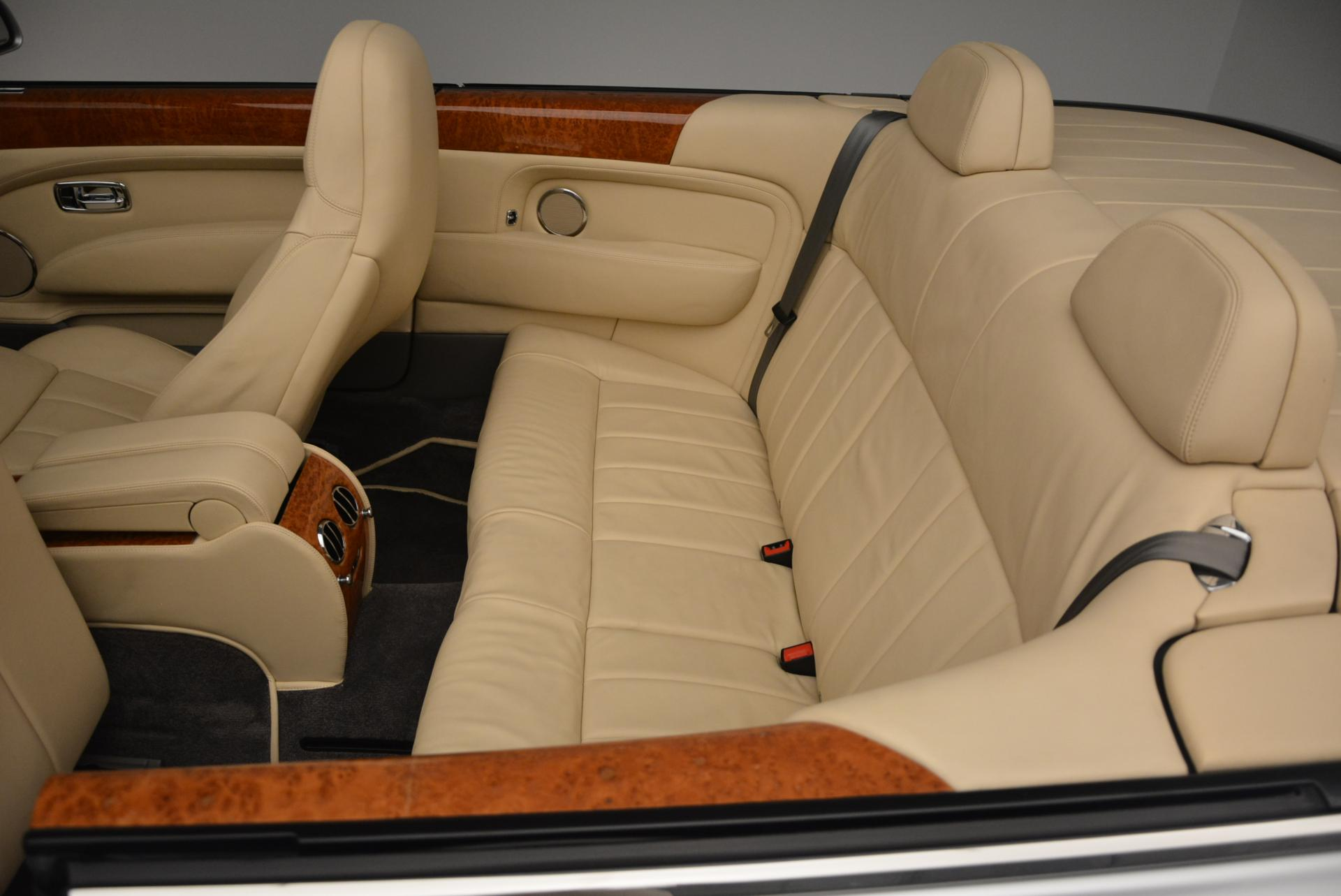 Used 2008 Bentley Azure  For Sale In Greenwich, CT. Alfa Romeo of Greenwich, 7338 12_p41
