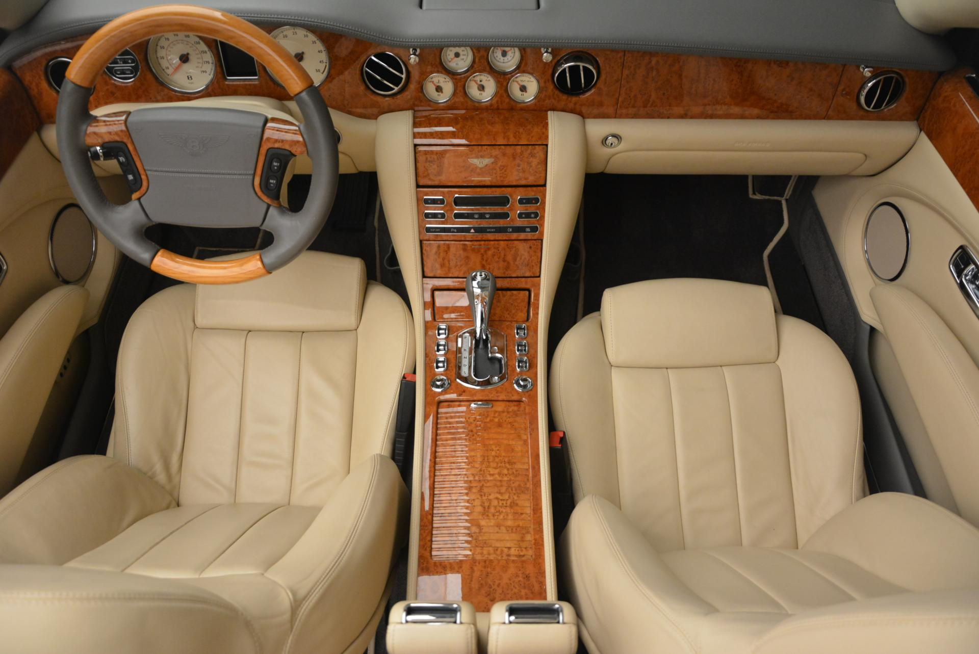 Used 2008 Bentley Azure  For Sale In Greenwich, CT. Alfa Romeo of Greenwich, 7338 12_p42