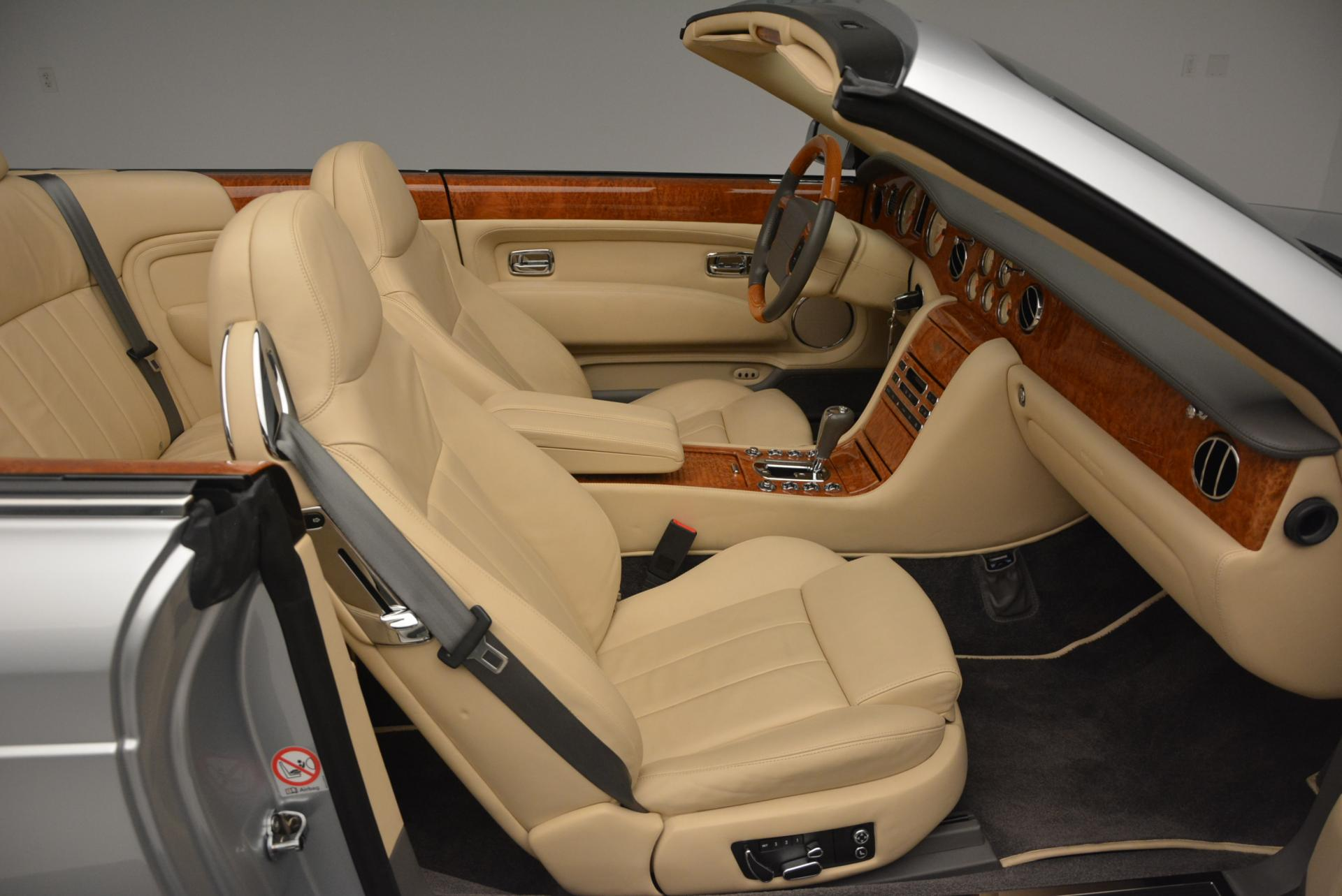 Used 2008 Bentley Azure  For Sale In Greenwich, CT. Alfa Romeo of Greenwich, 7338 12_p51