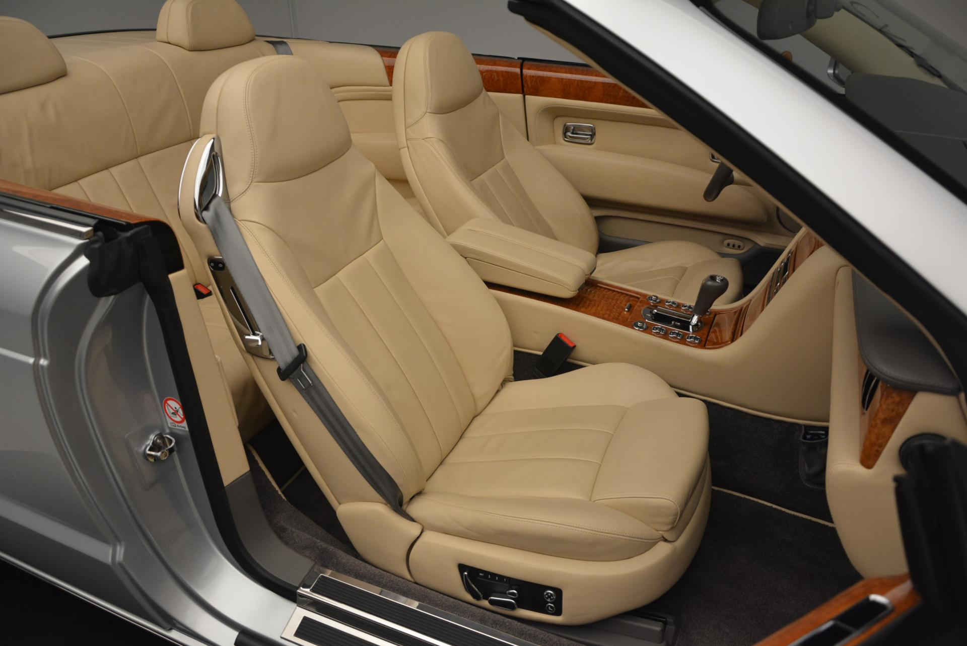 Used 2008 Bentley Azure  For Sale In Greenwich, CT. Alfa Romeo of Greenwich, 7338 12_p52