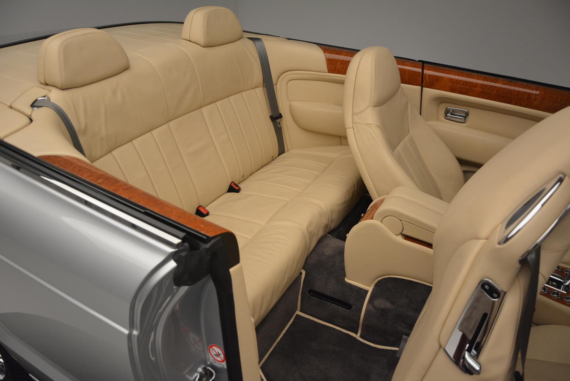 Used 2008 Bentley Azure  For Sale In Greenwich, CT. Alfa Romeo of Greenwich, 7338 12_p53