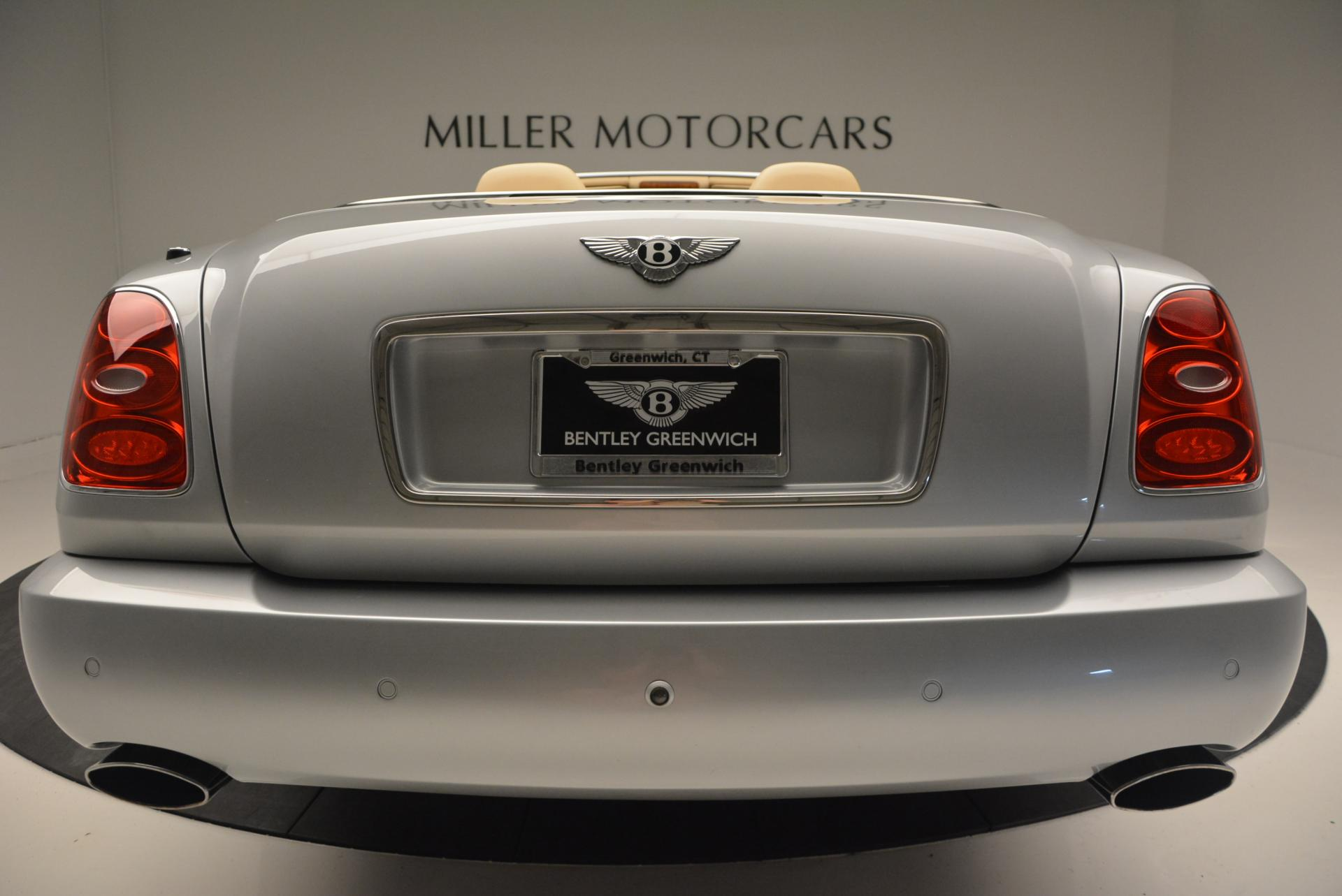 Used 2008 Bentley Azure  For Sale In Greenwich, CT. Alfa Romeo of Greenwich, 7338 12_p56