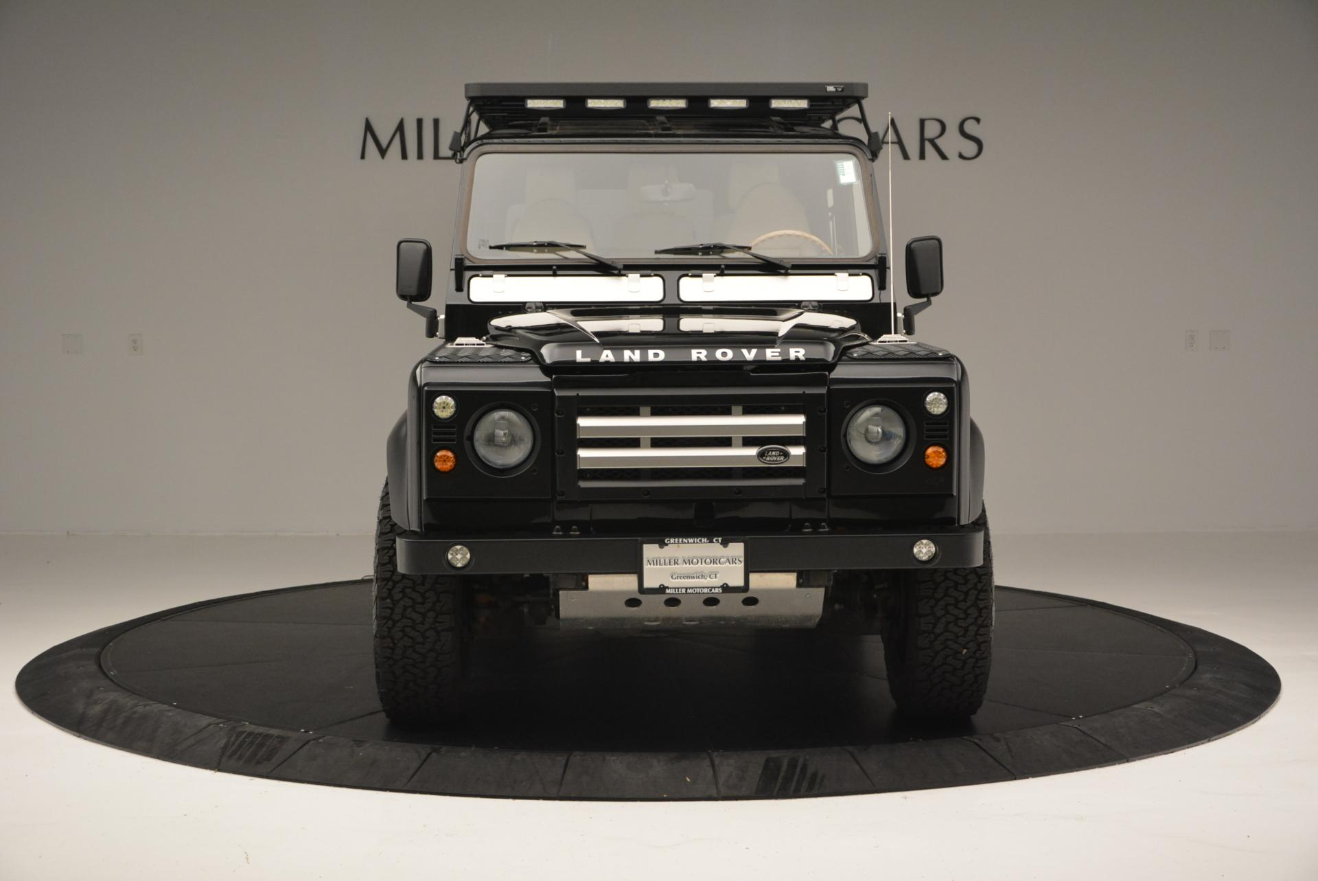 Used 1985 LAND ROVER Defender 110  For Sale In Greenwich, CT. Alfa Romeo of Greenwich, 7008C 120_p11
