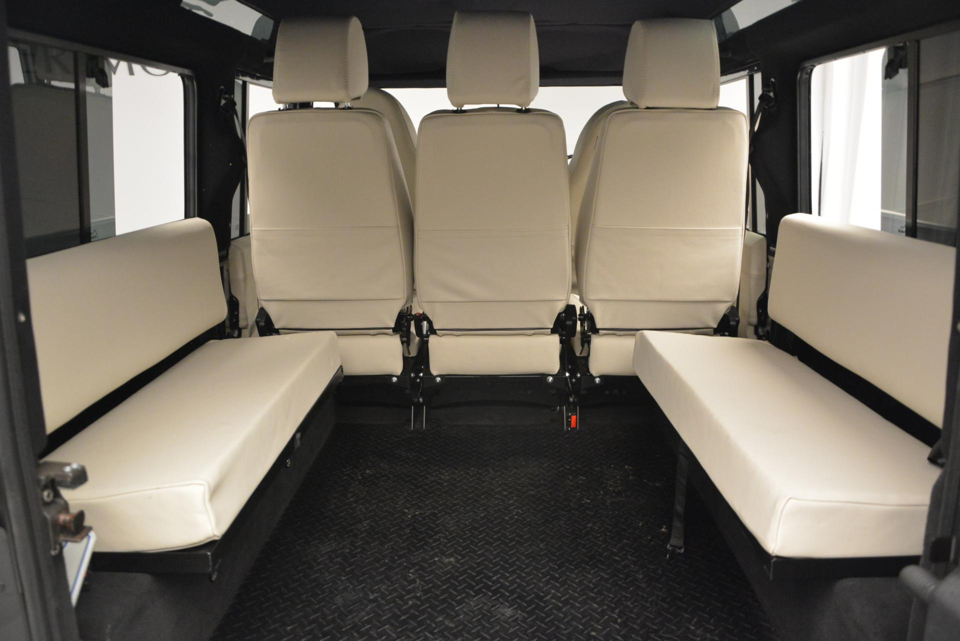 Used 1985 LAND ROVER Defender 110  For Sale In Greenwich, CT. Alfa Romeo of Greenwich, 7008C 120_p18