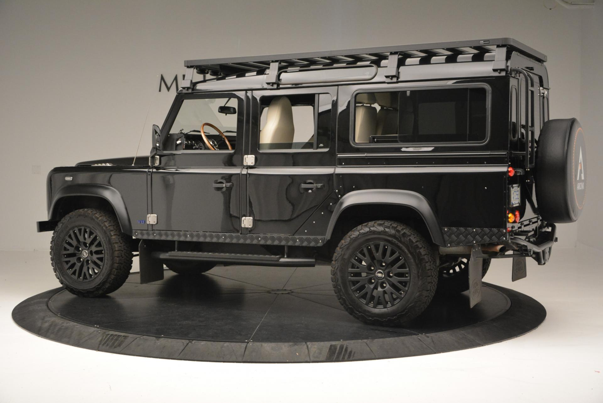 Used 1985 LAND ROVER Defender 110  For Sale In Greenwich, CT. Alfa Romeo of Greenwich, 7008C 120_p3