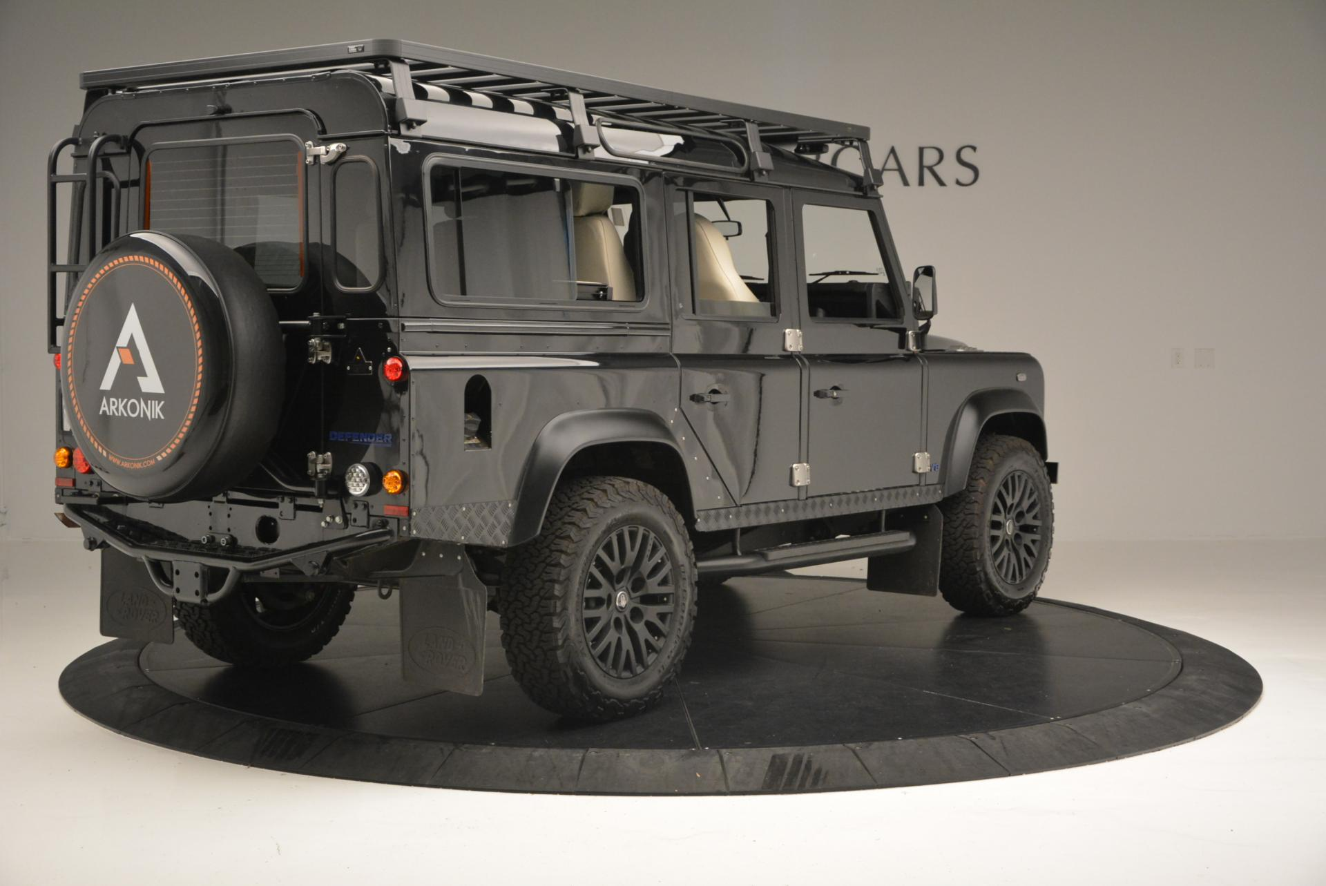 Used 1985 LAND ROVER Defender 110  For Sale In Greenwich, CT. Alfa Romeo of Greenwich, 7008C 120_p7