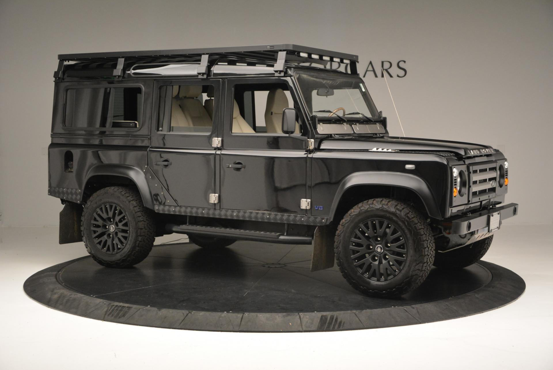 Used 1985 LAND ROVER Defender 110  For Sale In Greenwich, CT. Alfa Romeo of Greenwich, 7008C 120_p9
