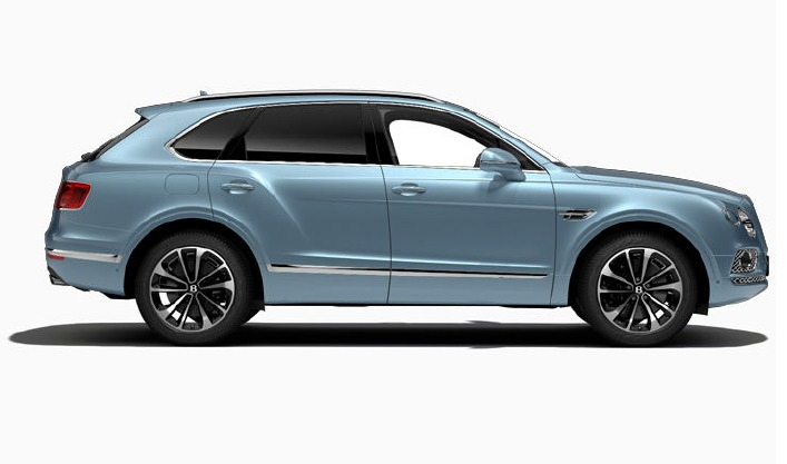 Used 2017 Bentley Bentayga  For Sale In Greenwich, CT. Alfa Romeo of Greenwich, 15421 1200_p3