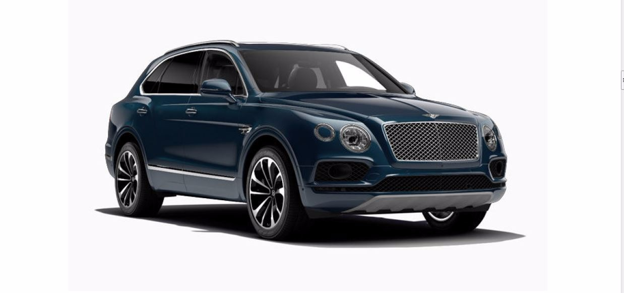 Used 2017 Bentley Bentayga W12 For Sale In Greenwich, CT. Alfa Romeo of Greenwich, 12519 1201_main