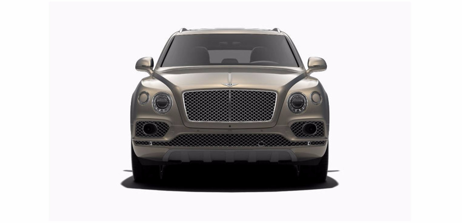 Used 2017 Bentley Bentayga W12 For Sale In Greenwich, CT. Alfa Romeo of Greenwich, 12562 1203_p2