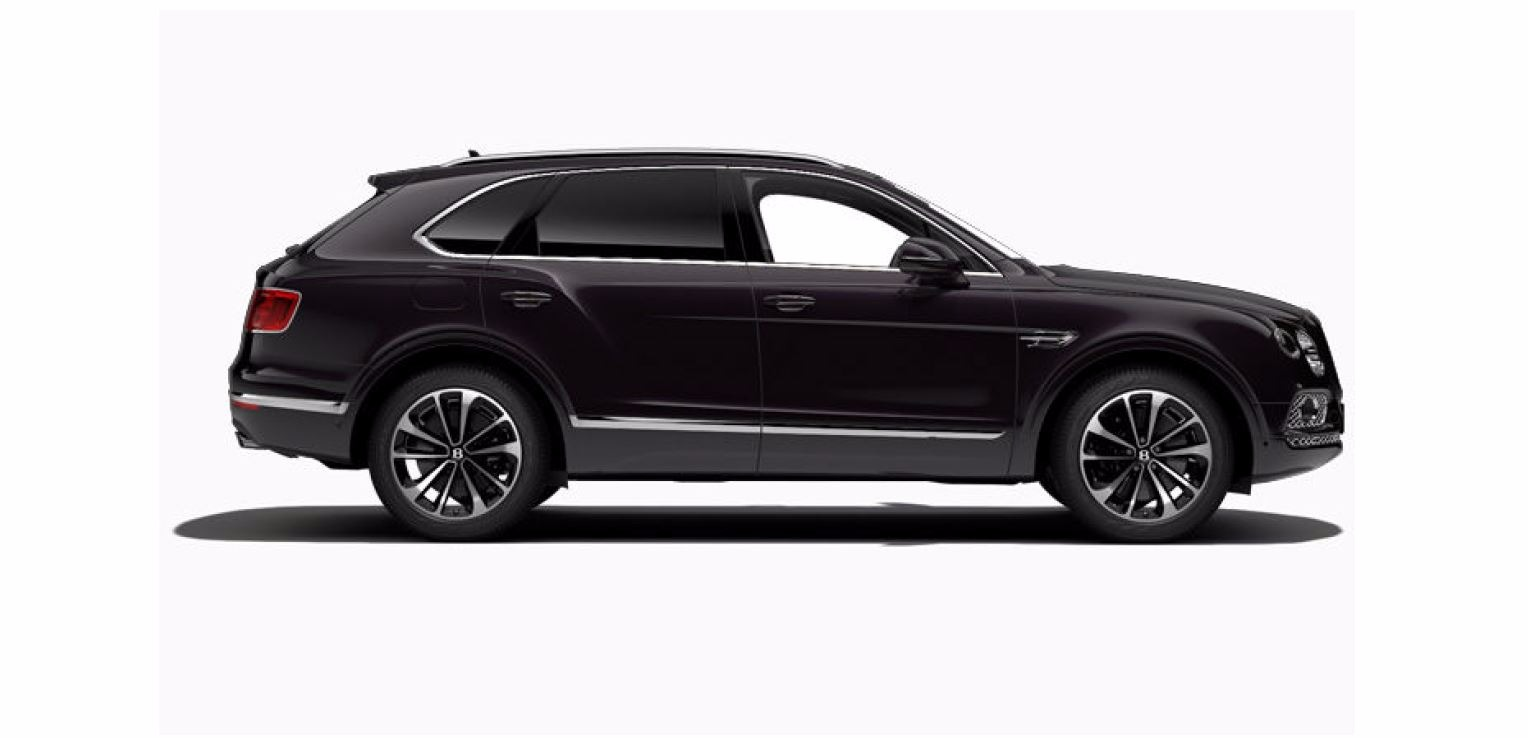 Used 2017 Bentley Bentayga W12 For Sale In Greenwich, CT. Alfa Romeo of Greenwich, B1268 1204_p3