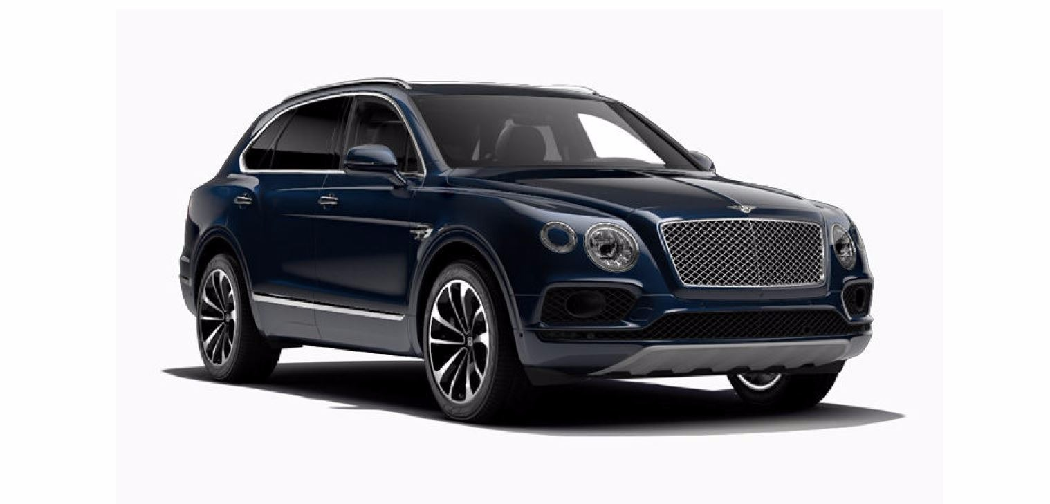 Used 2017 Bentley Bentayga W12 For Sale In Greenwich, CT. Alfa Romeo of Greenwich, 14516