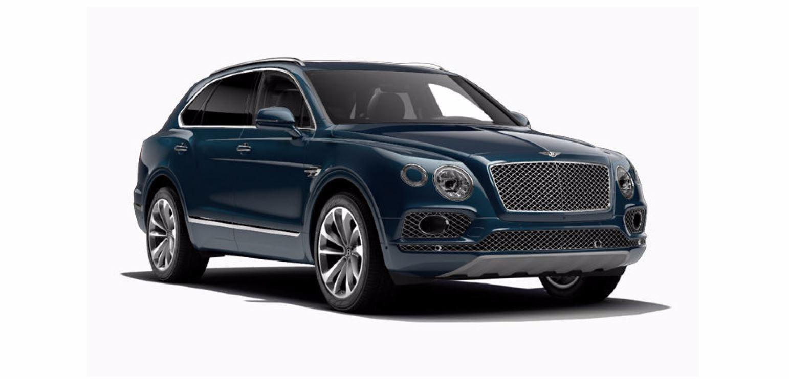 Used 2017 Bentley Bentayga W12 For Sale In Greenwich, CT. Alfa Romeo of Greenwich, 14616 1206_main