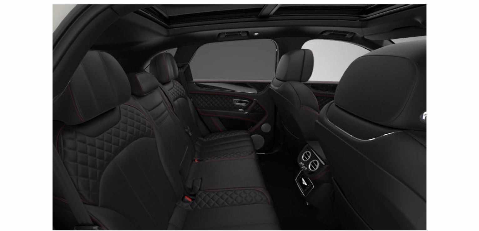 Used 2017 Bentley Bentayga W12 For Sale In Greenwich, CT. Alfa Romeo of Greenwich, 15486 1207_p7