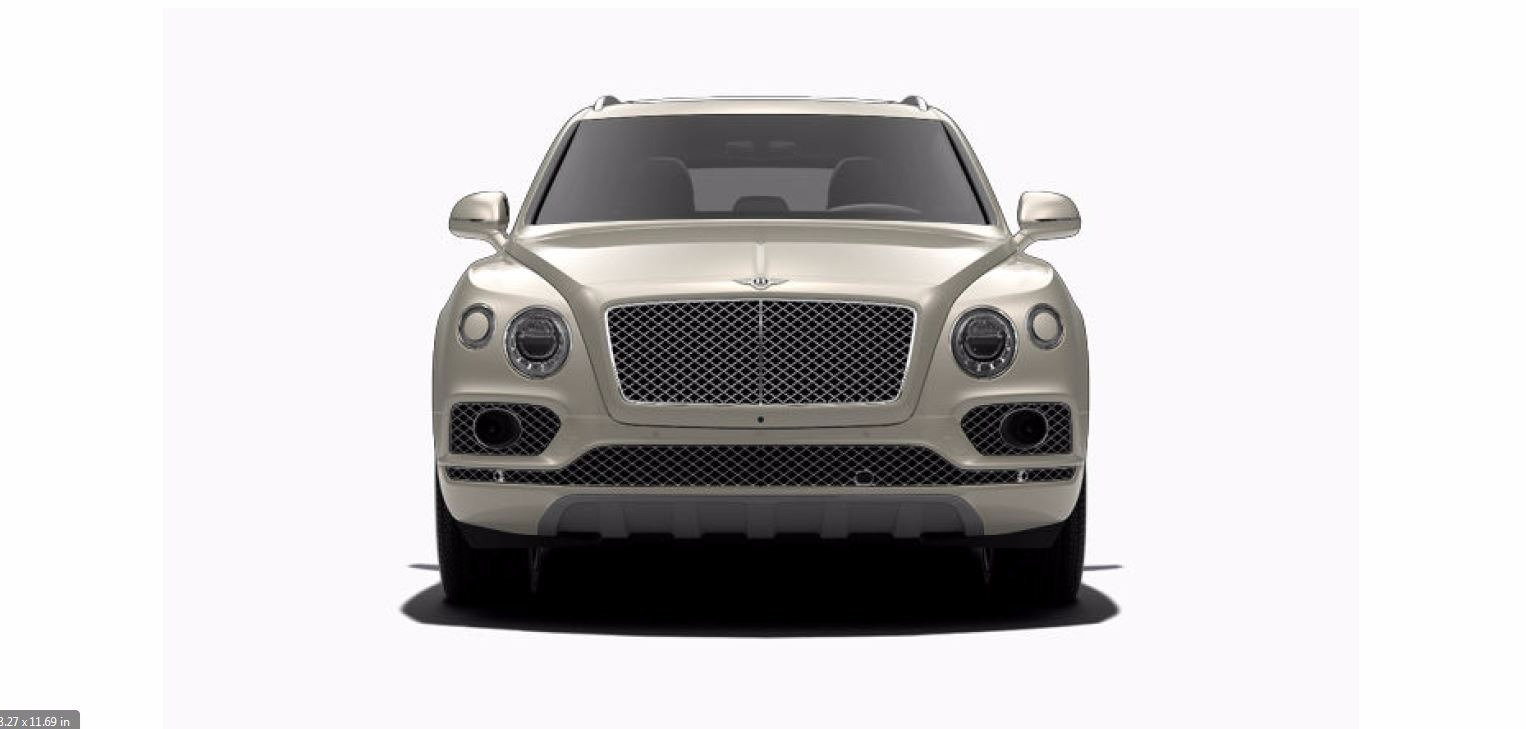 Used 2017 Bentley Bentayga W12 For Sale In Greenwich, CT. Alfa Romeo of Greenwich, 16062 1209_p2